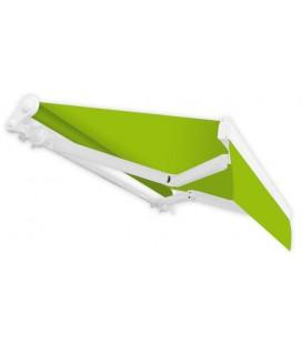 tenda a braccia estensibili con barra quadra Mod. RTB 801
