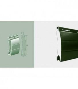 Avvolgibile in acciaio profilo standard con poliuretano espanso 14x54