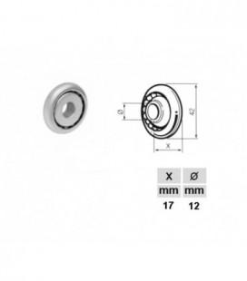 Cuscinetto a sfera d.42 in ferro