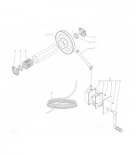 Kit accessori manovra ad argano