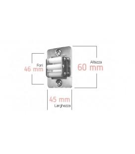 Guidacintino verticale con tre rulli