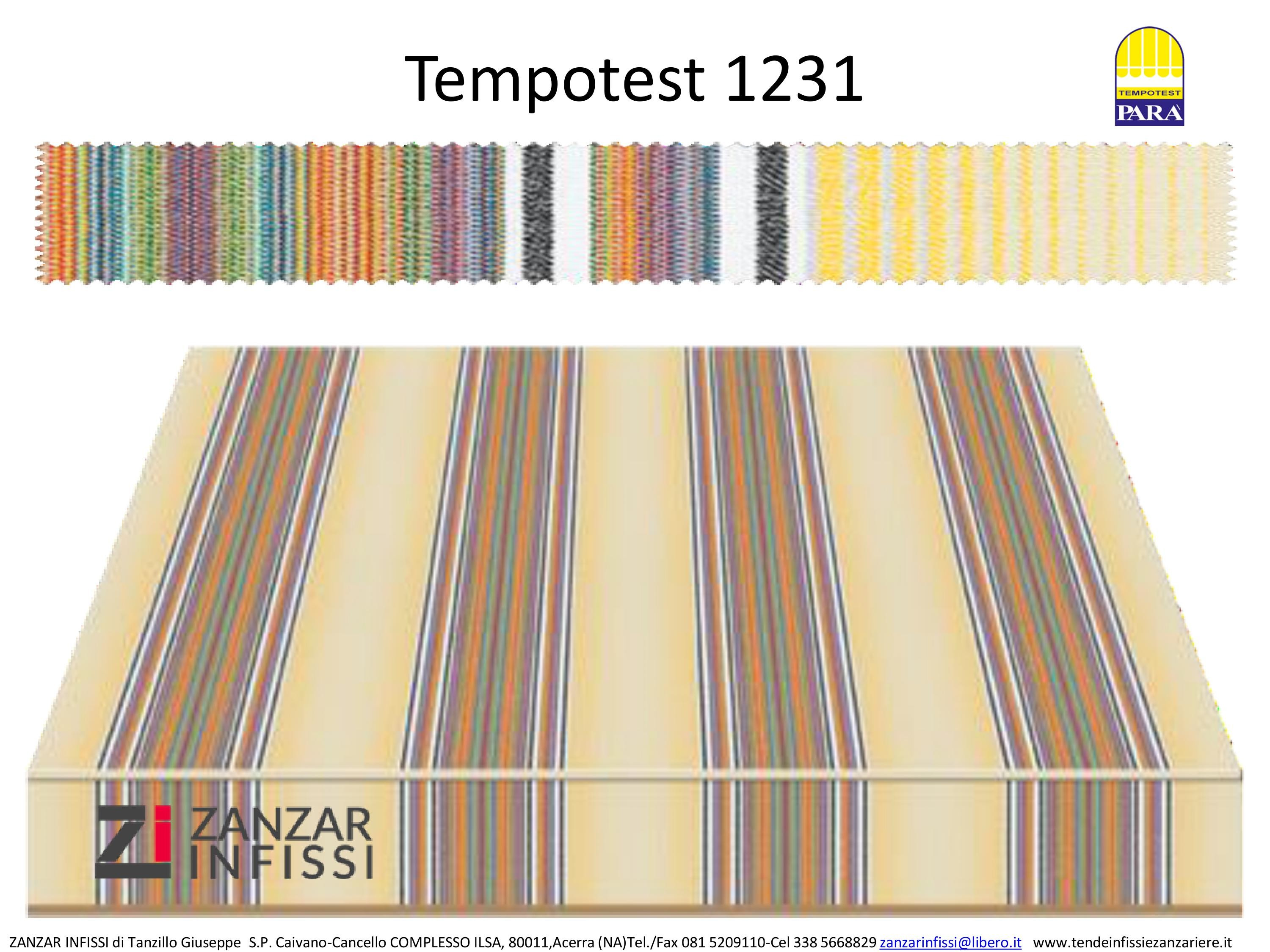 tempotest 1231