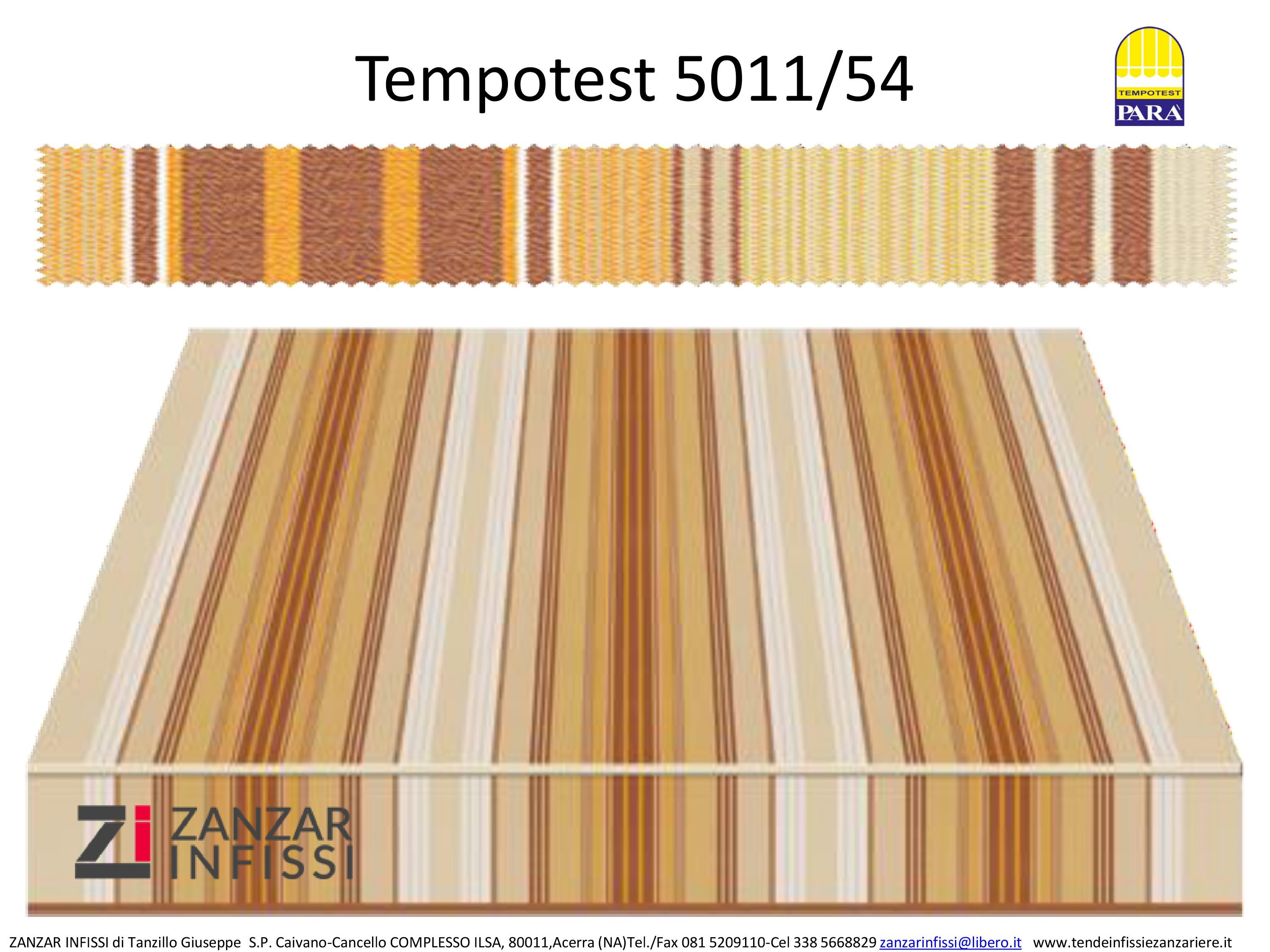 Tempotest 5011/54
