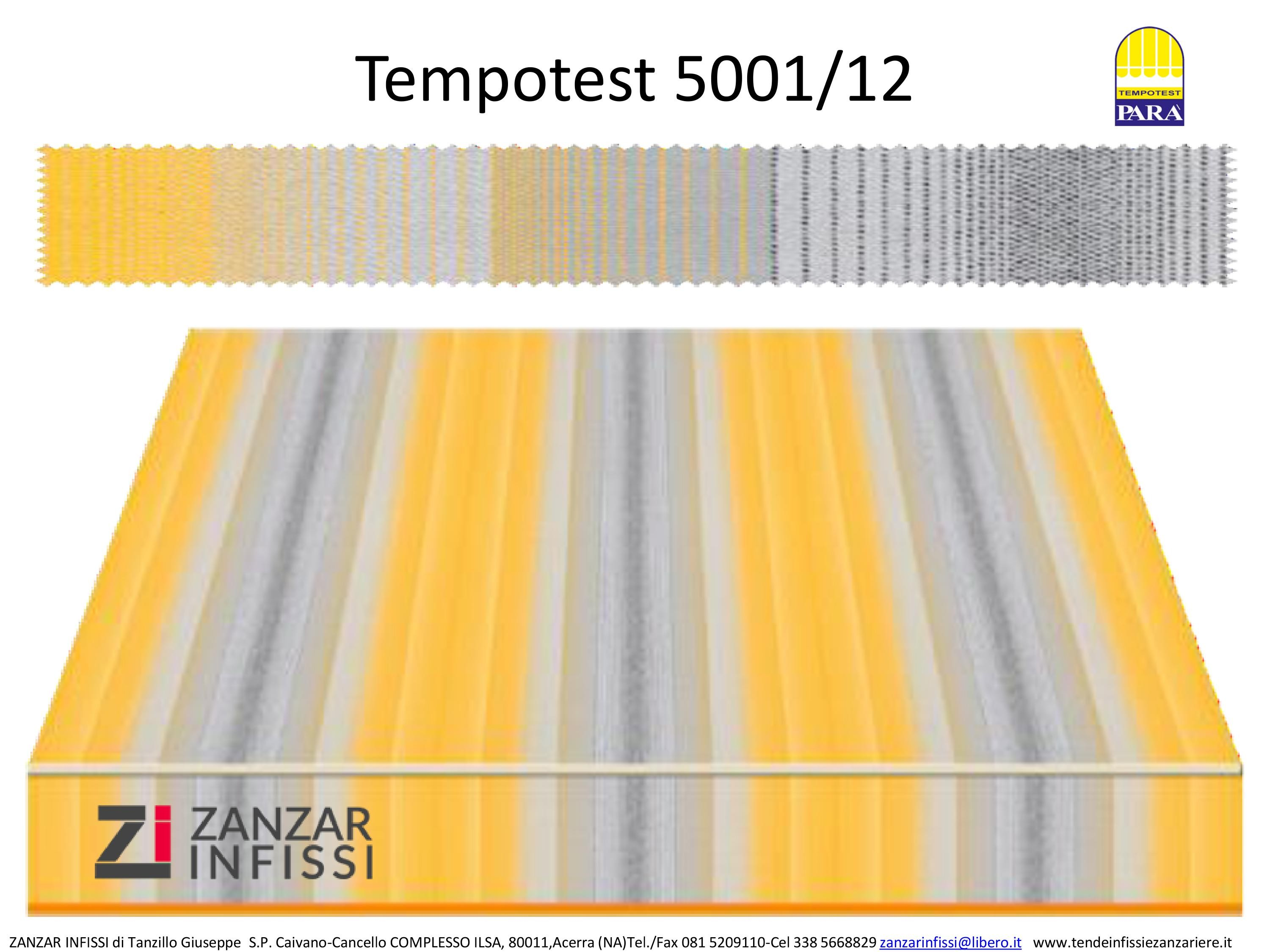 Tempotest 5001/12