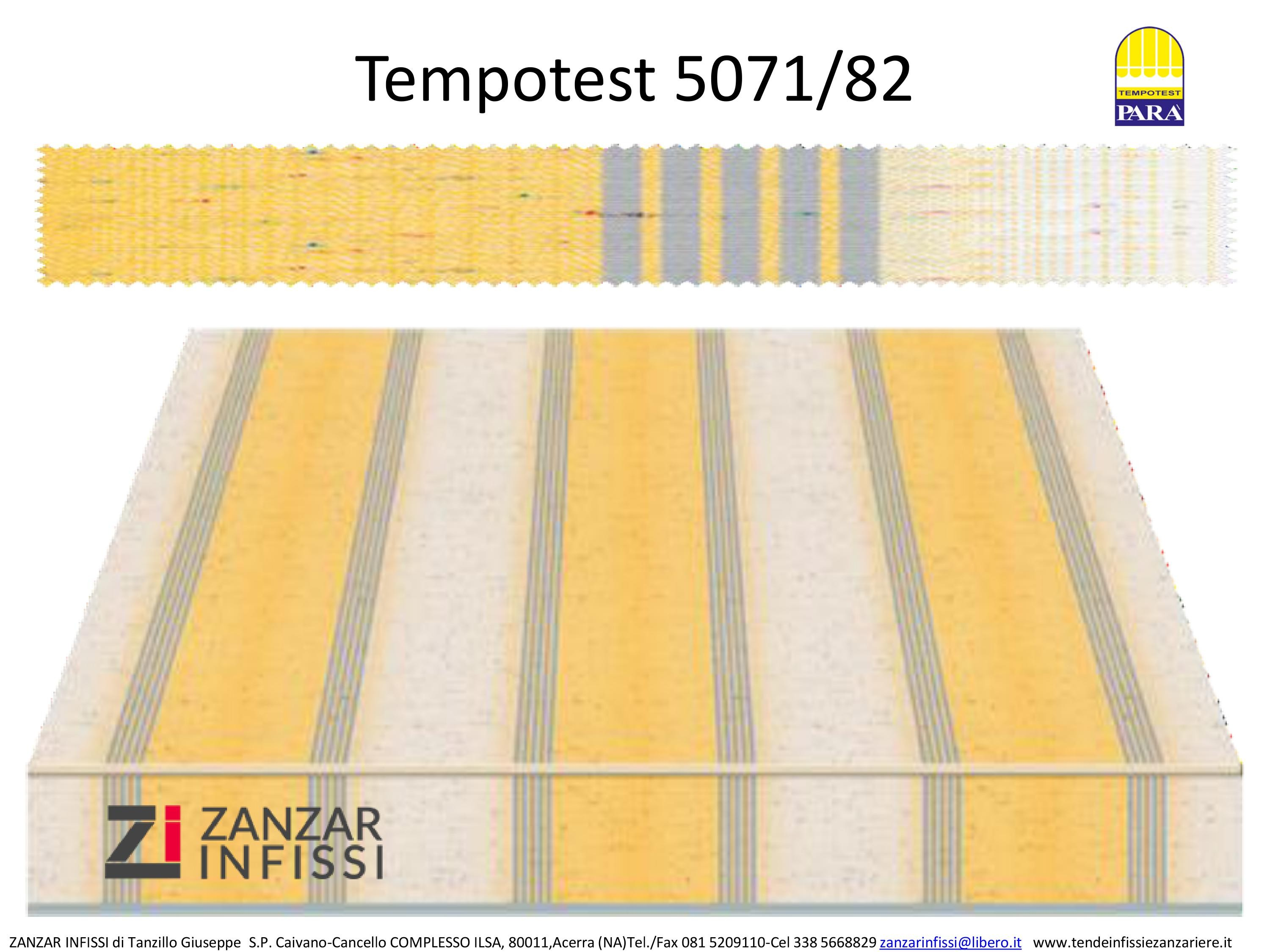 Tempotest 5071/82