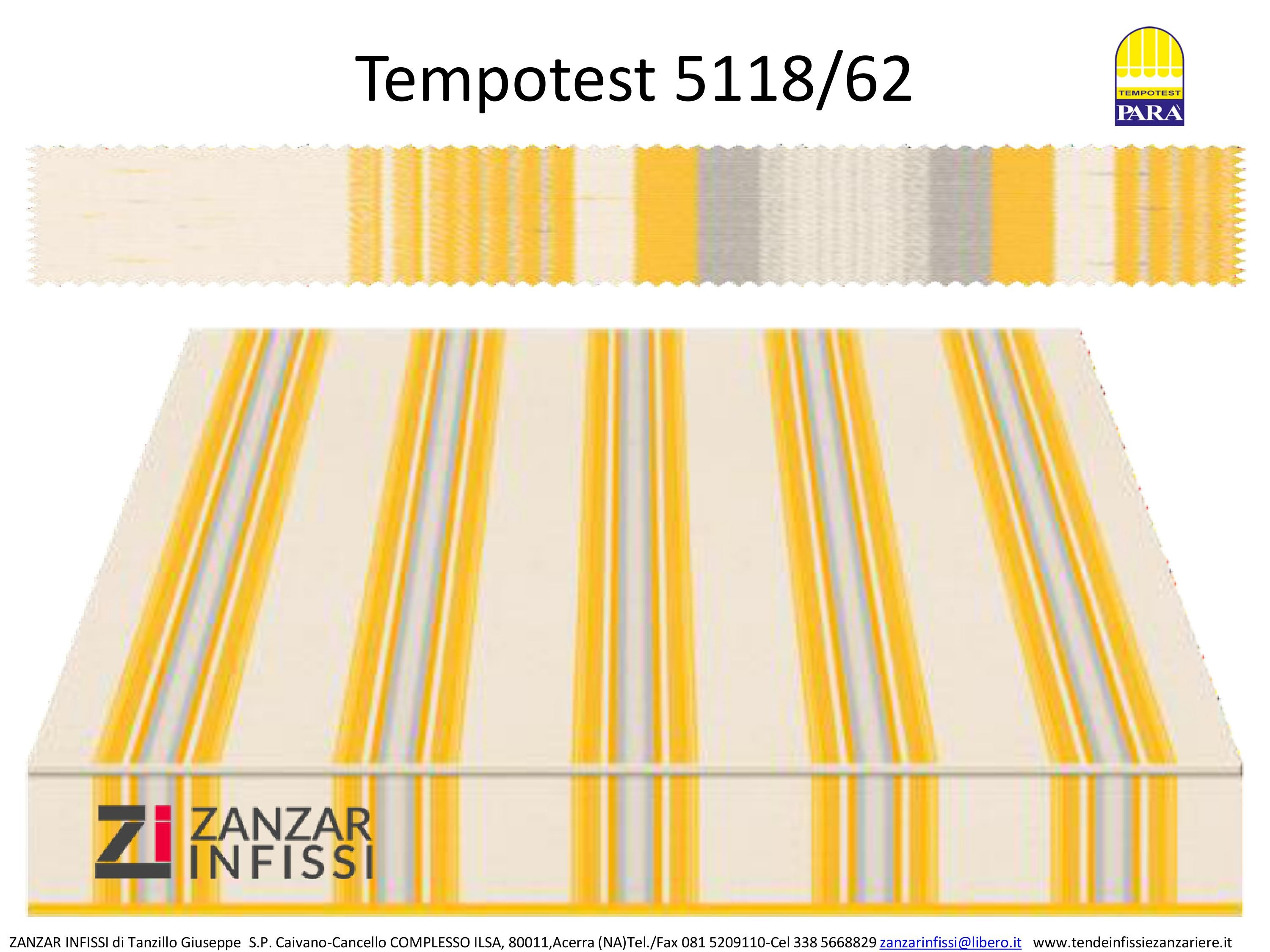 Tempotest 5118/62