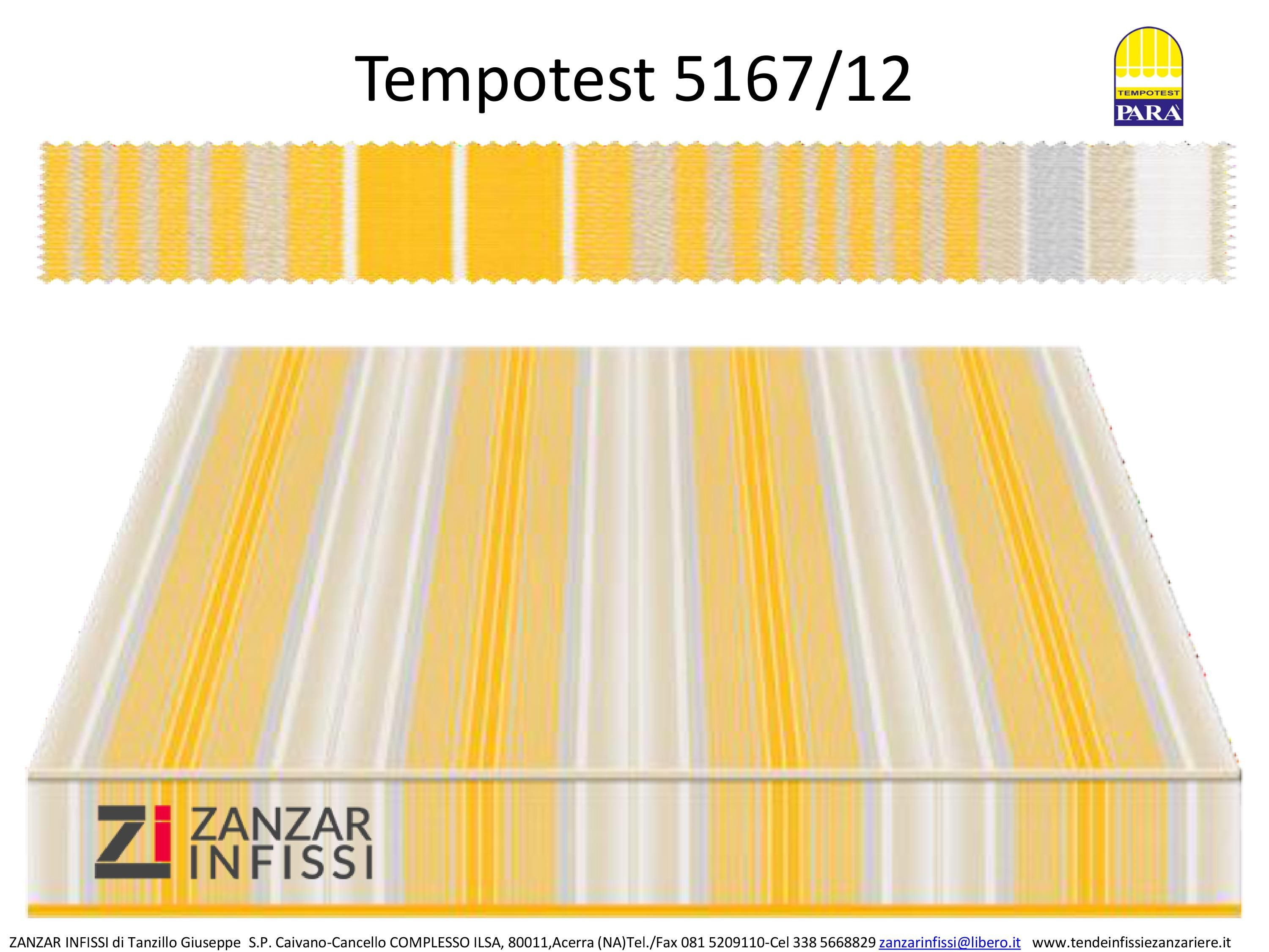 Tempotest 5167/12