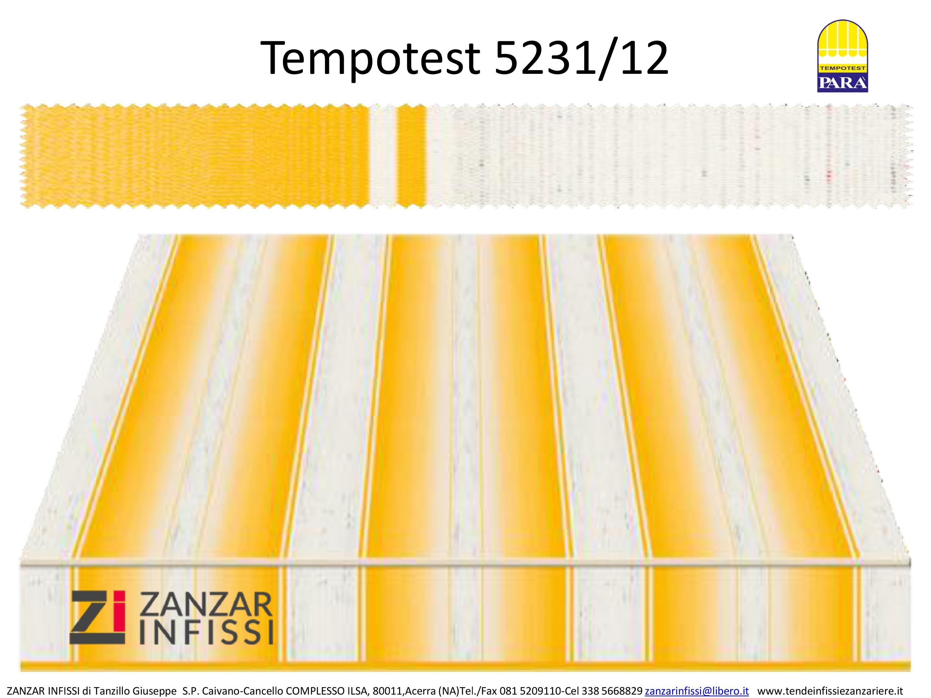 Tempotest 5231/12
