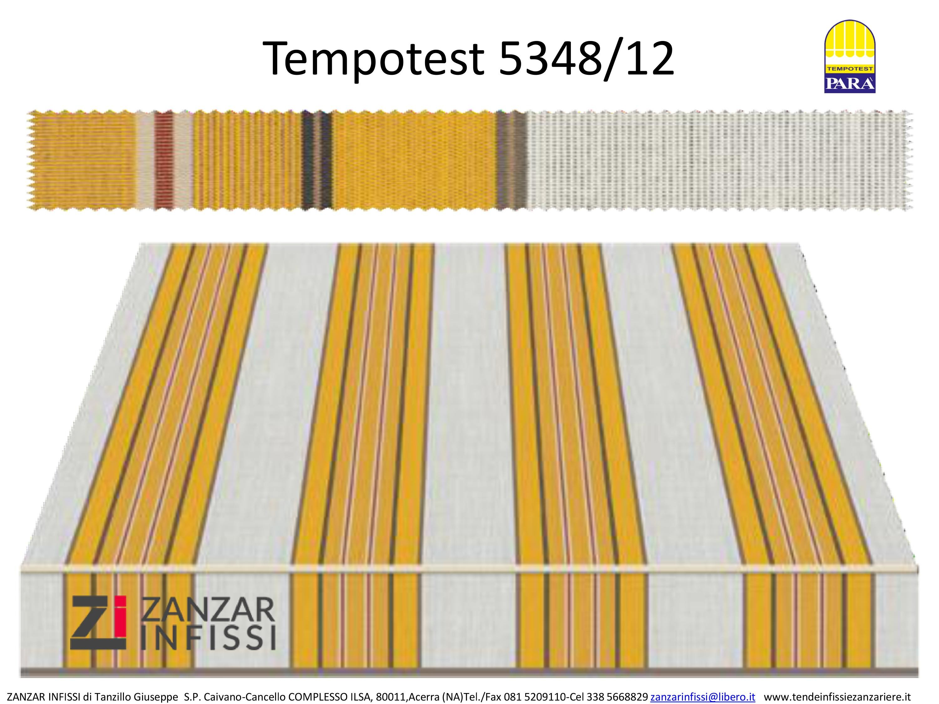 Tempotest 5348/12