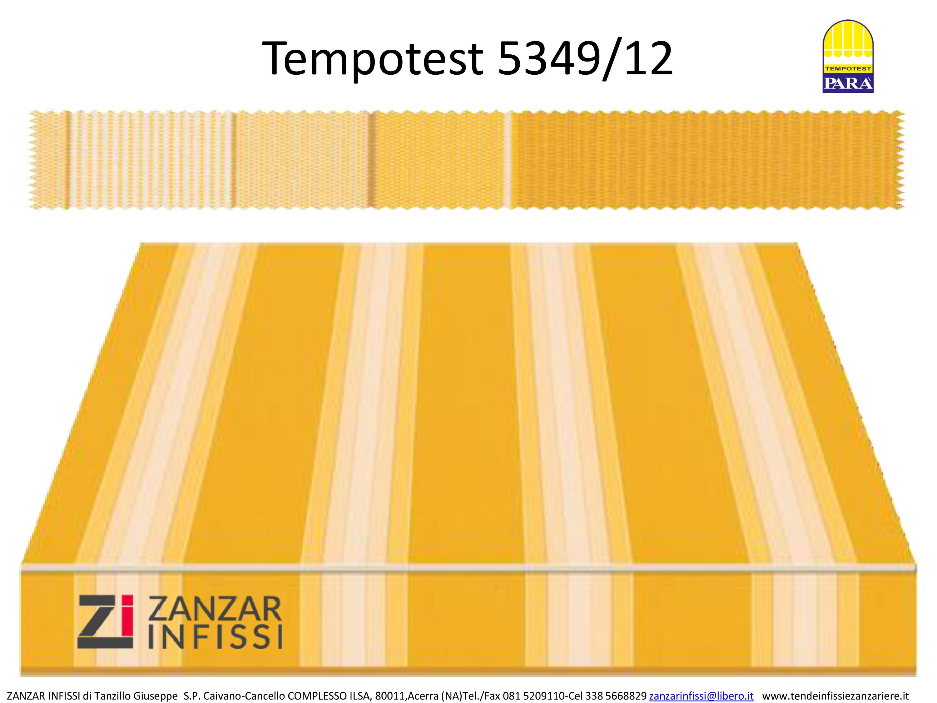 Tempotest 5349/12