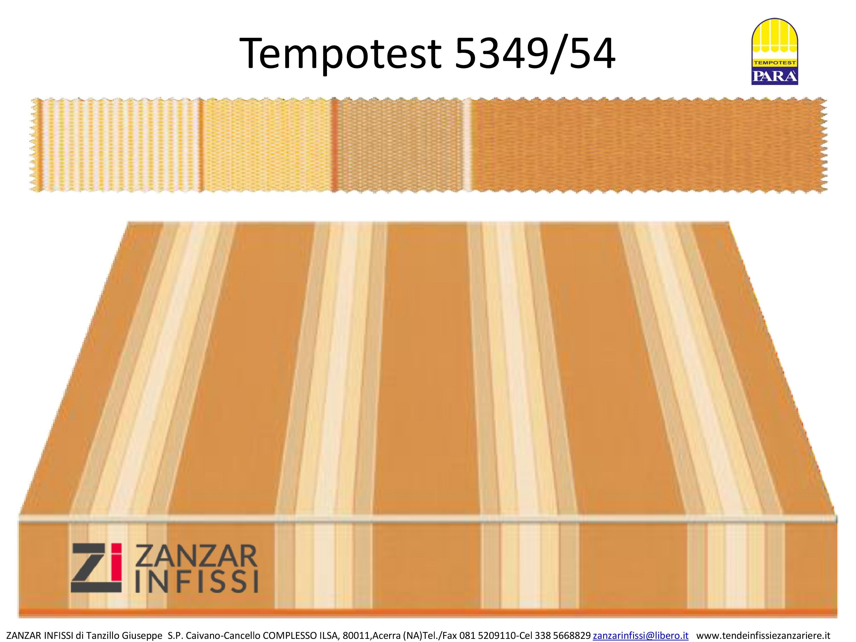 Tempotest 5349/54
