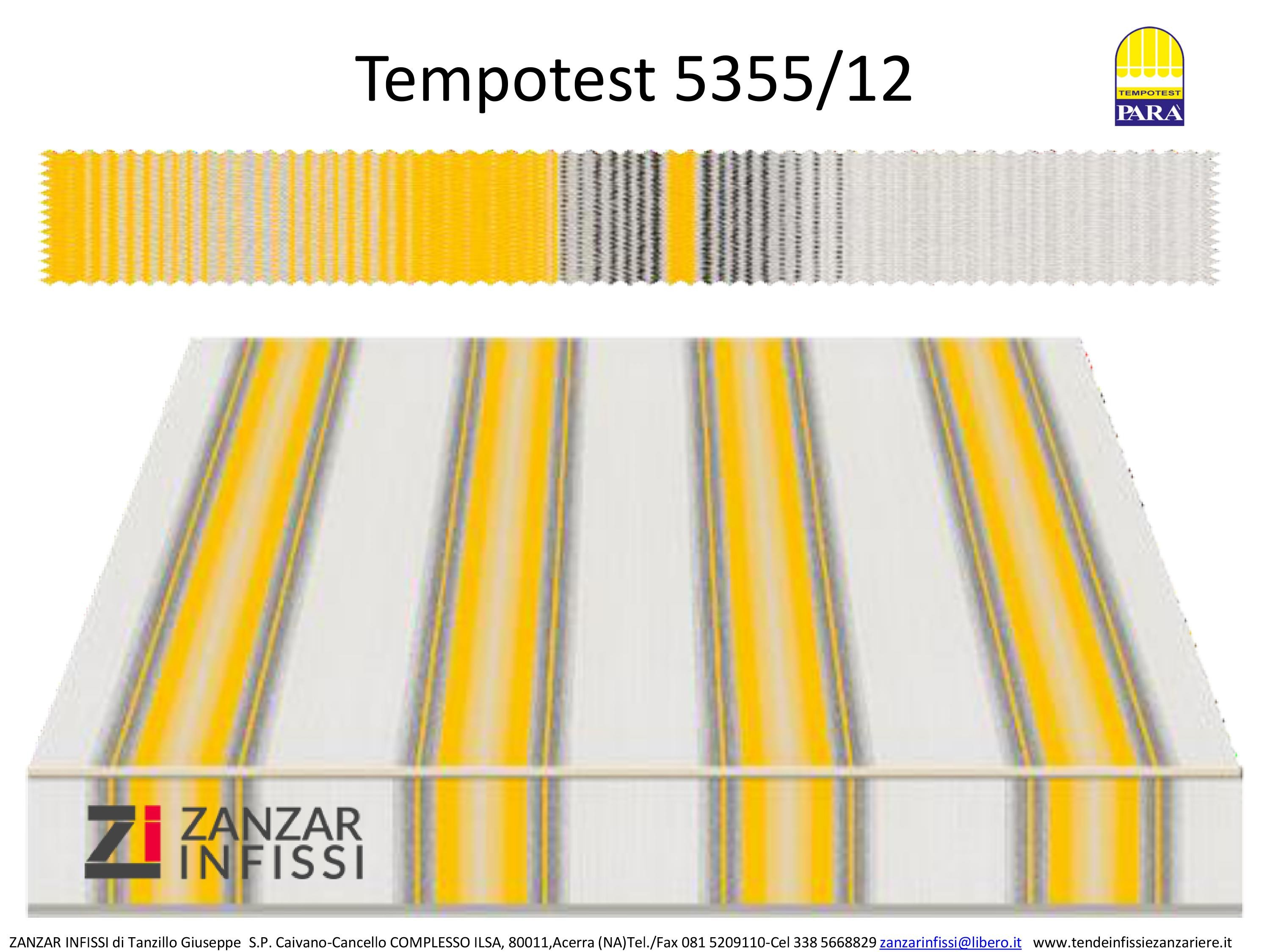 Tempotest 5355/12