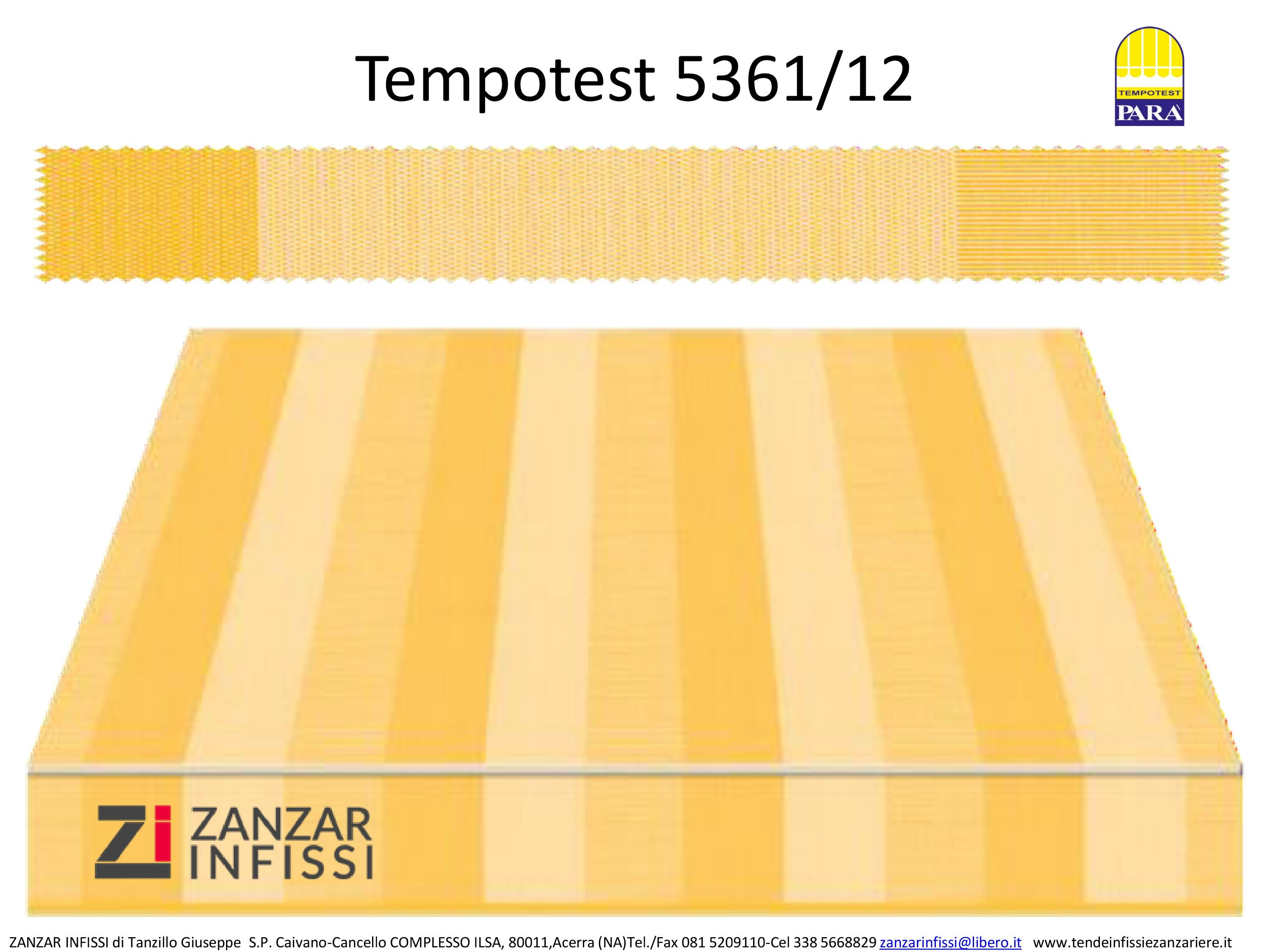 Tempotest 5361/12