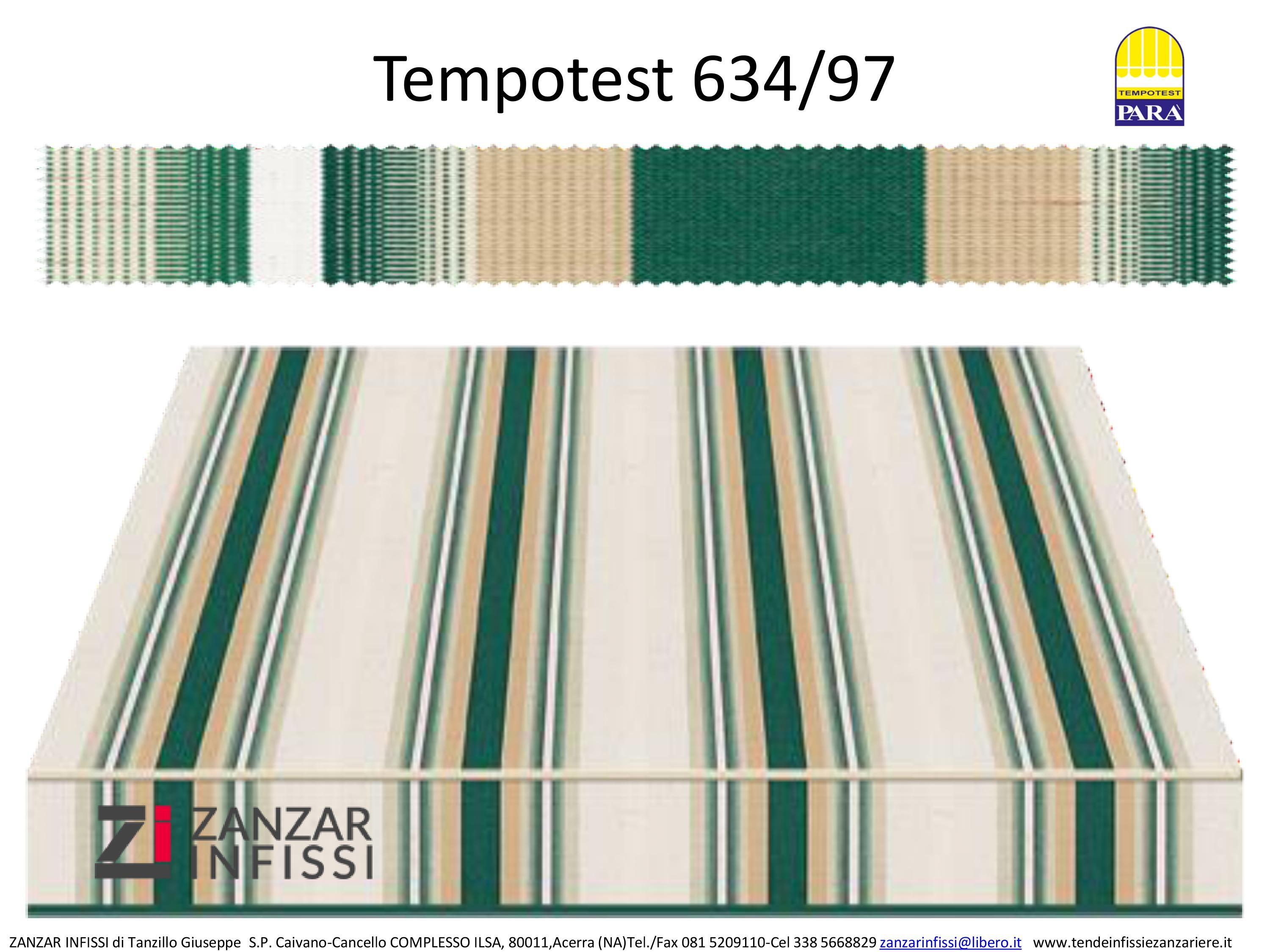 Tempotest 634/97