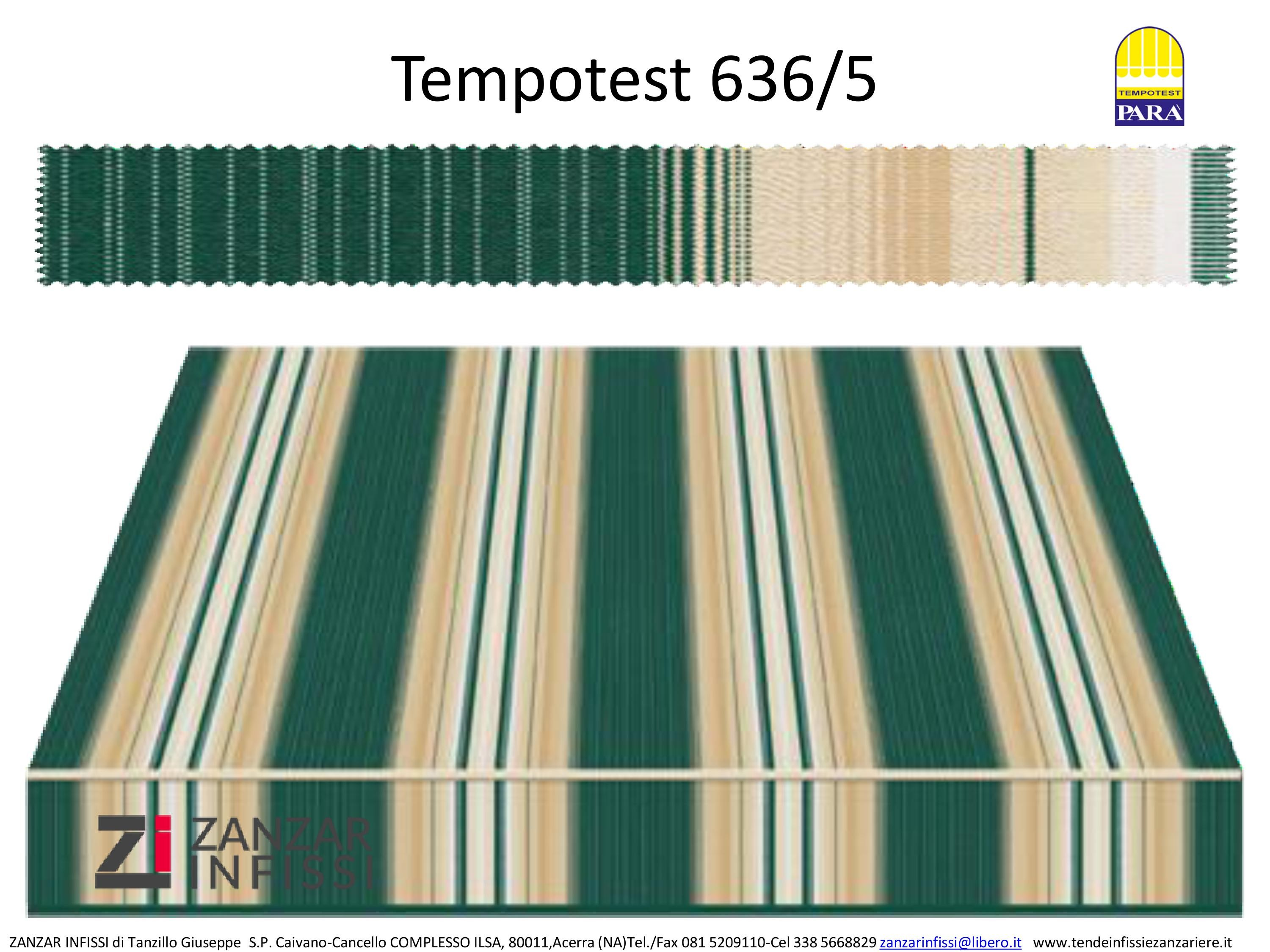 Tempotest 636/5