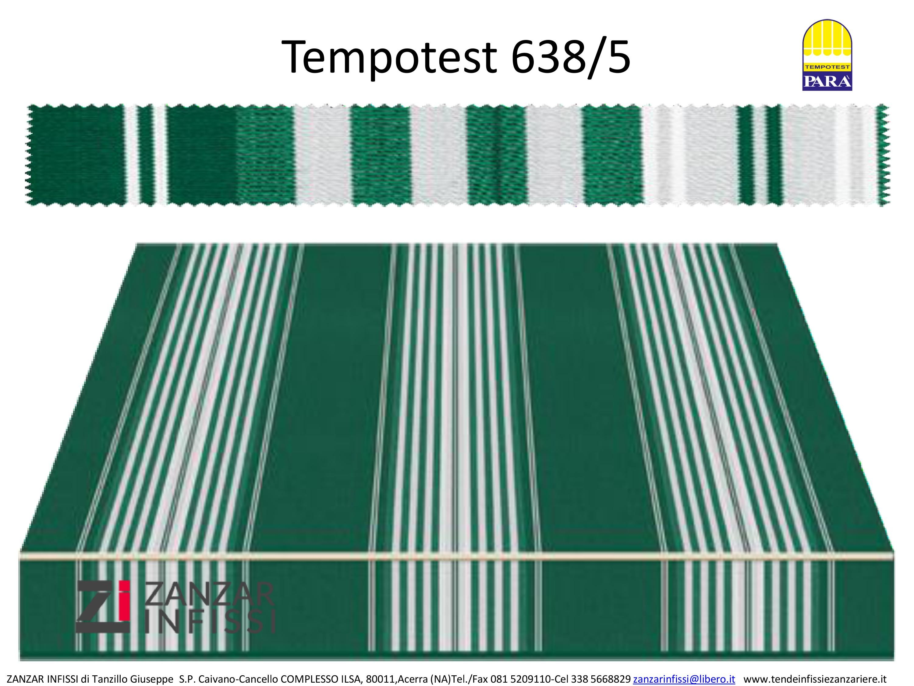 Tempotest 638/5
