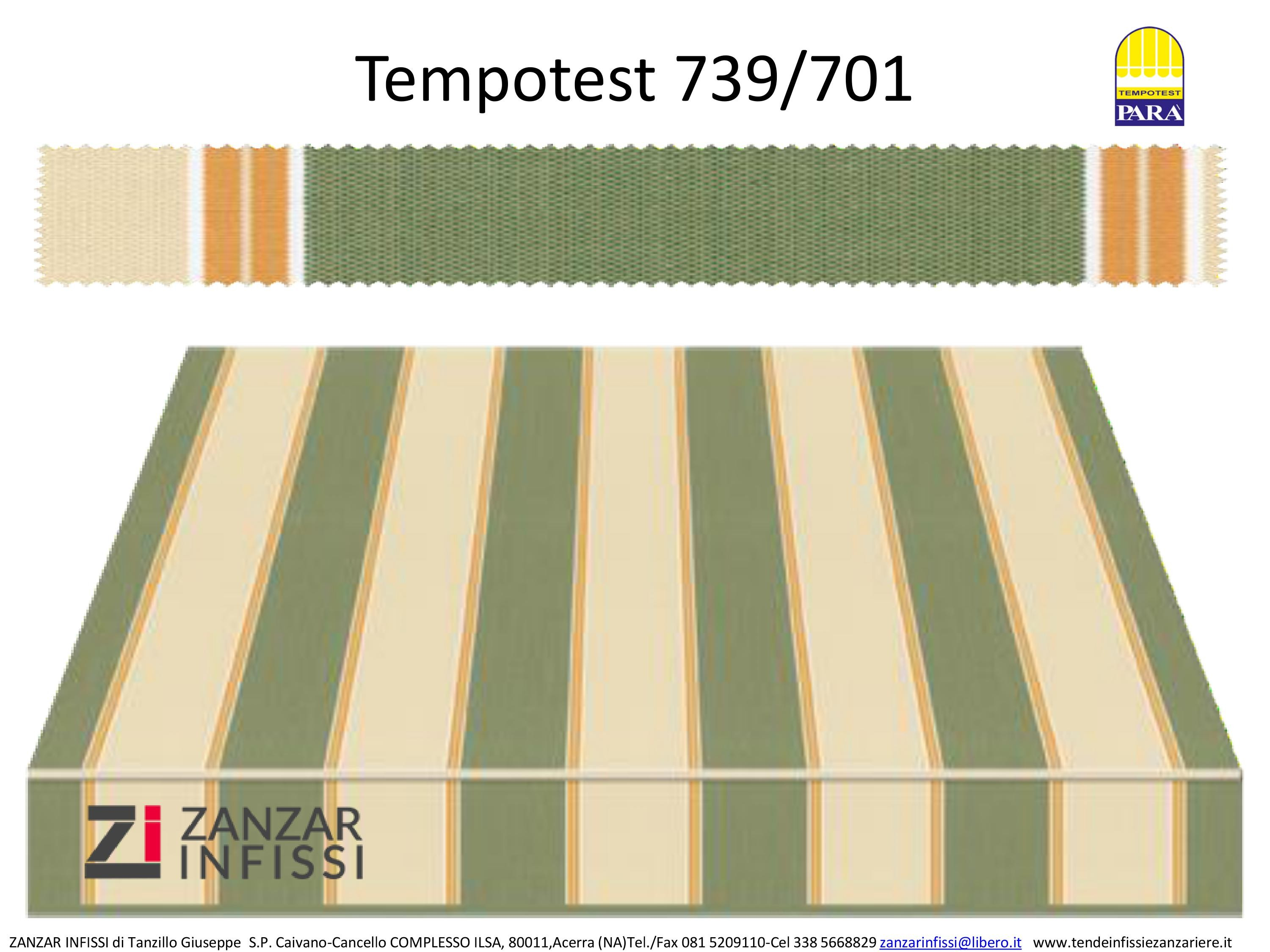 tempotest 739/701