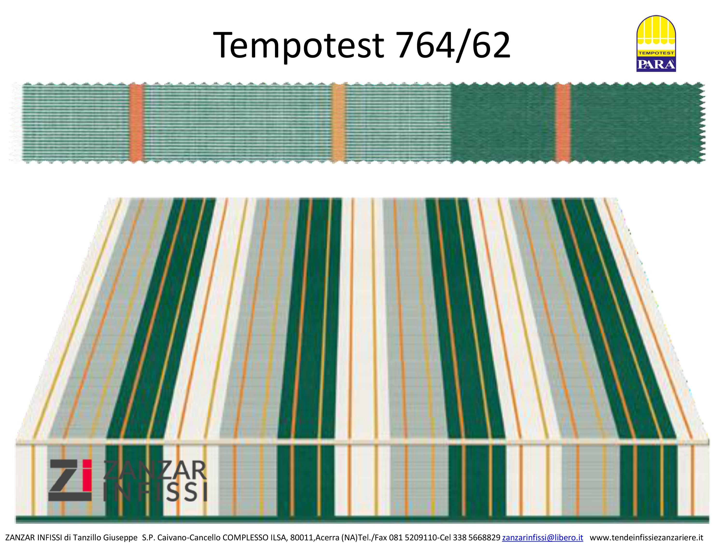 Tempotest 764/62