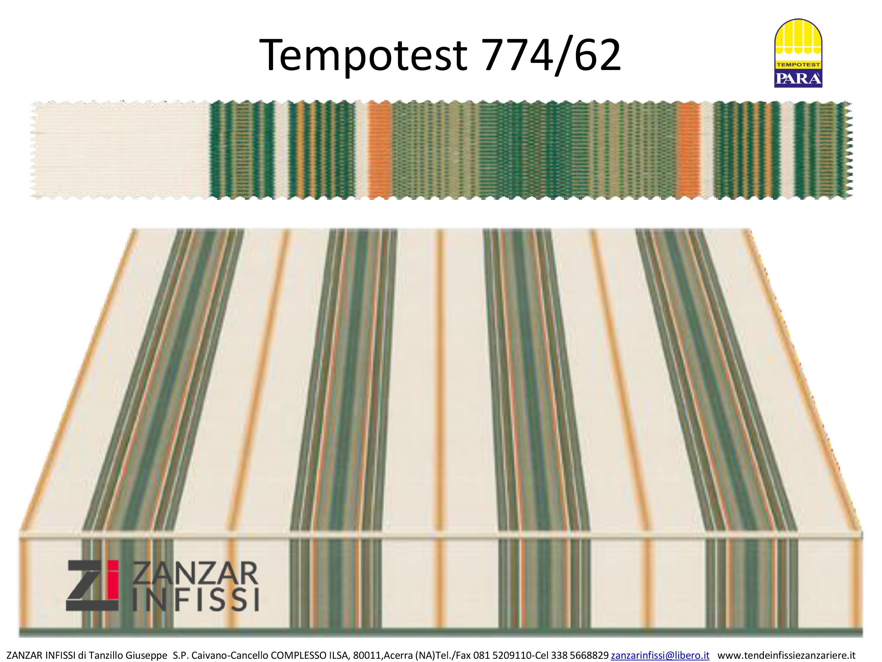 Tempotest 774/62