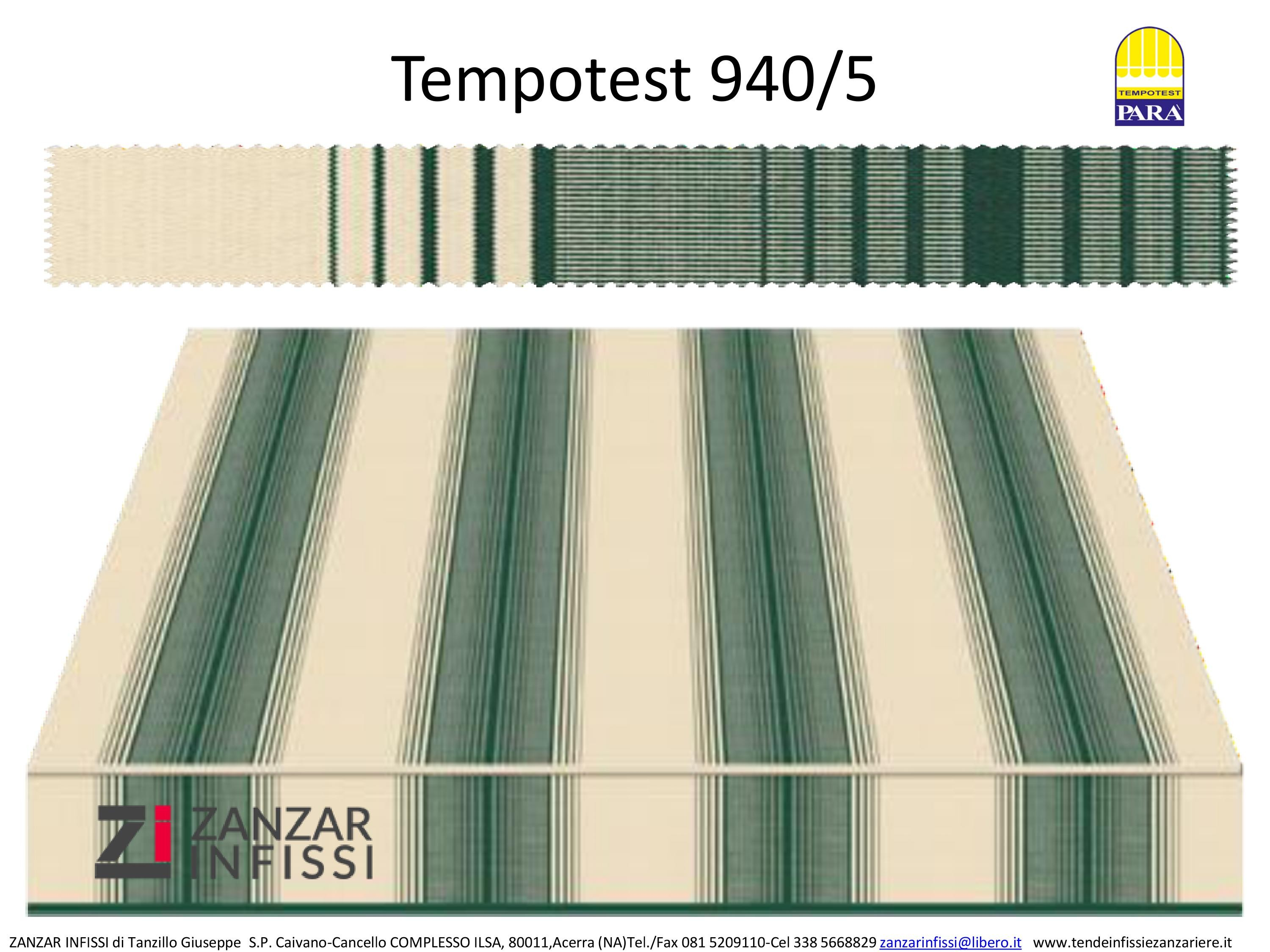 Tempotest 940/5