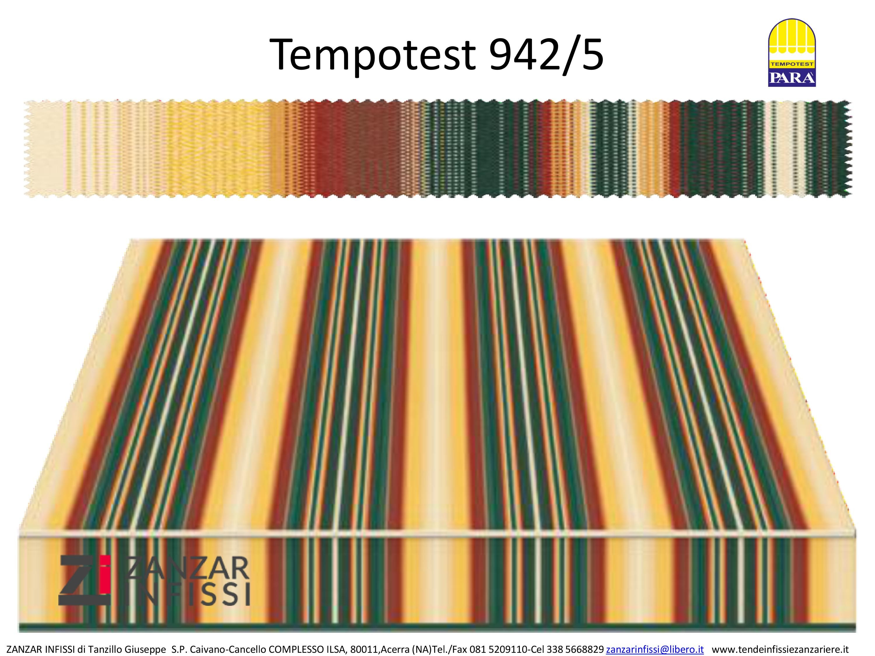 Tempotest 942/5