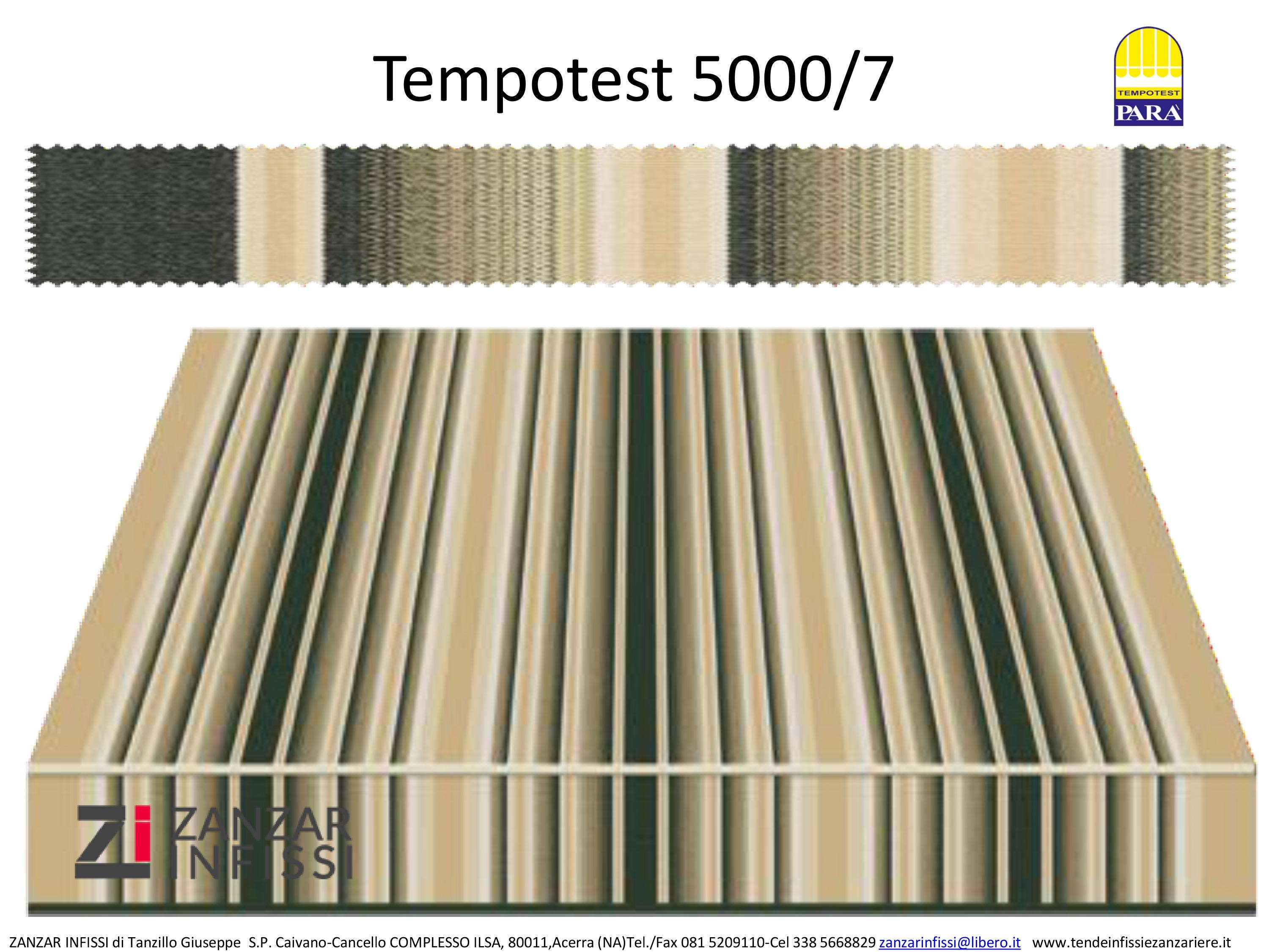 Tempotest 5000/7