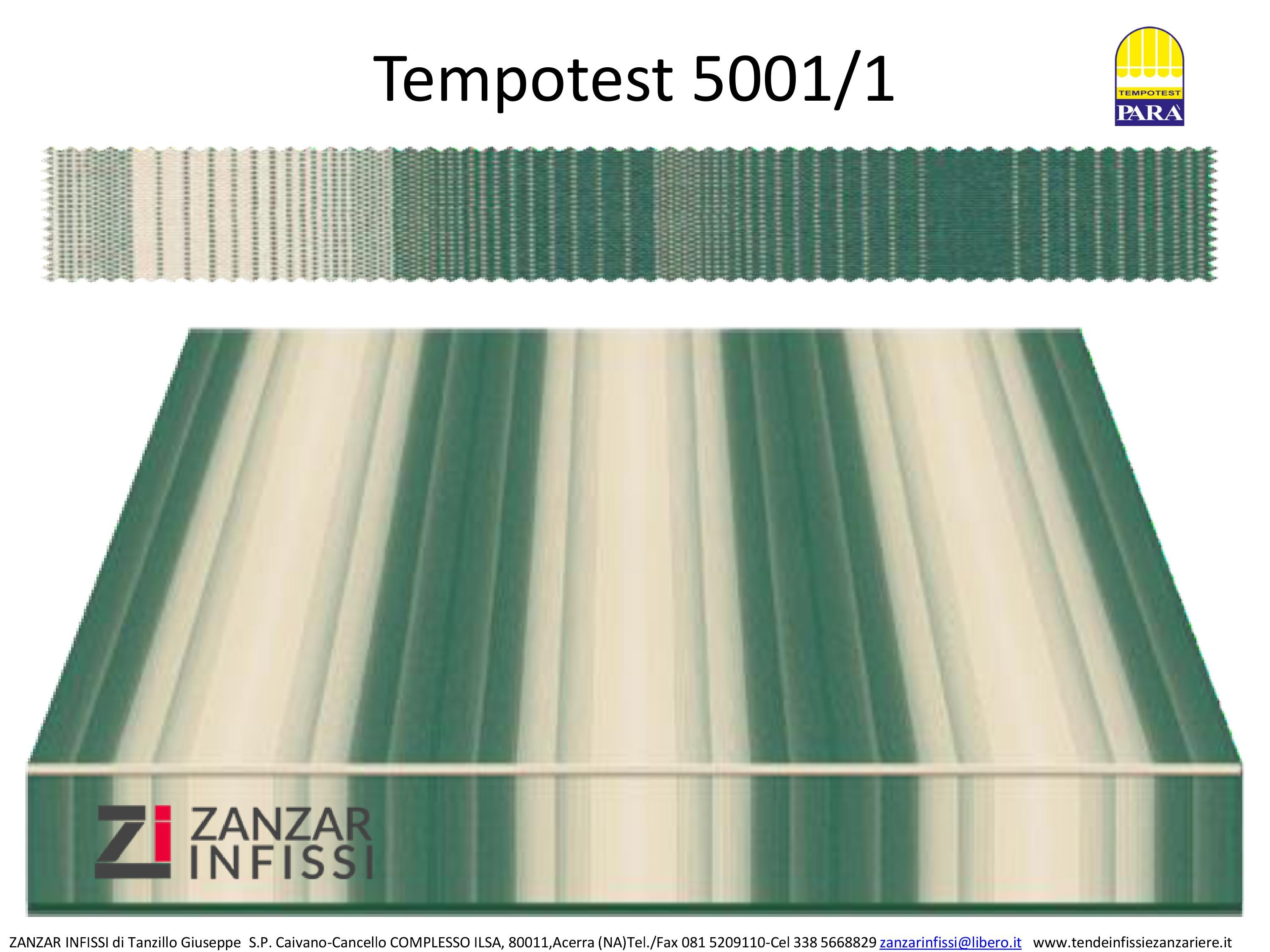 Tempotest 5001/1