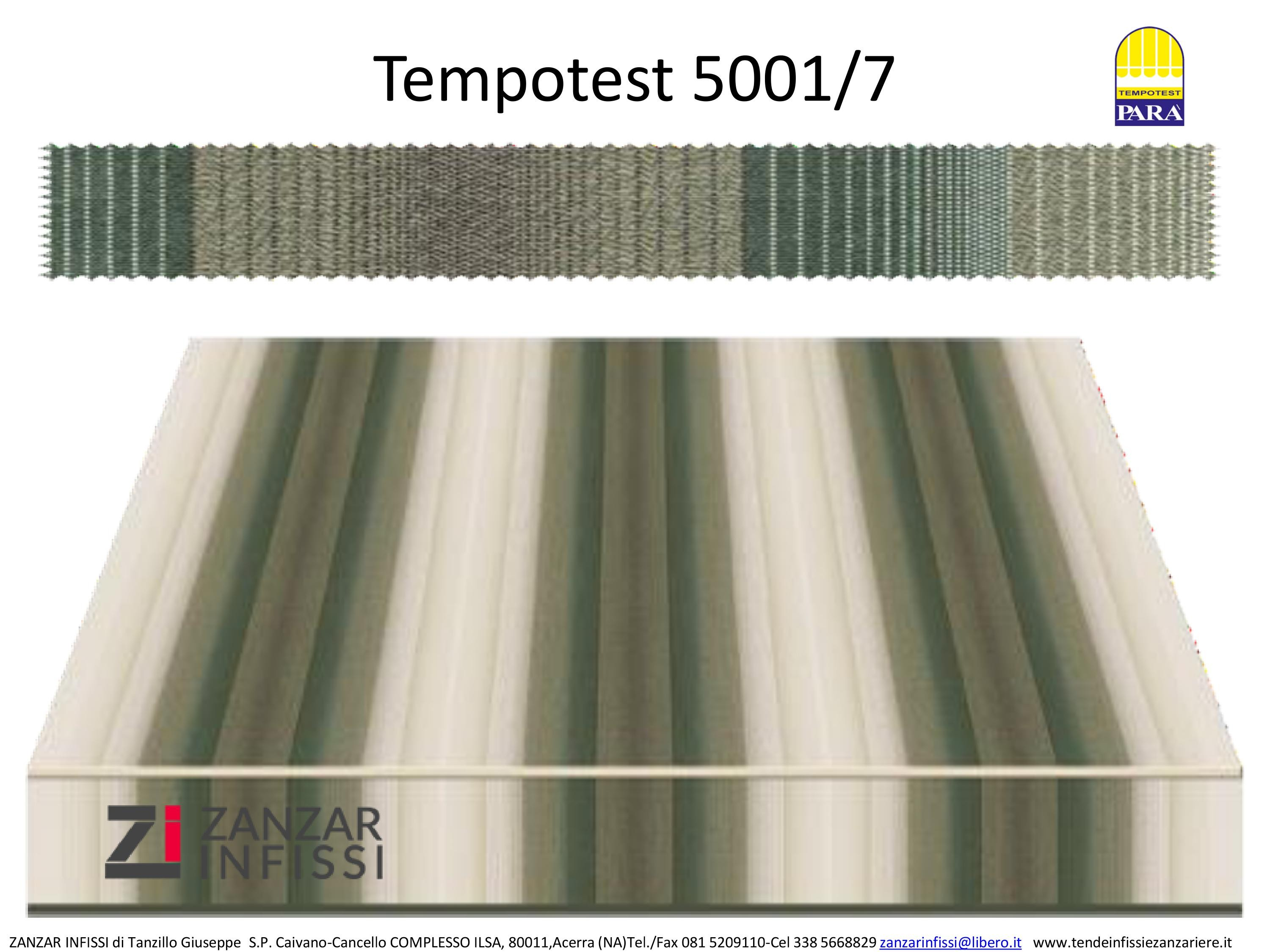 Tempotest 5001/7