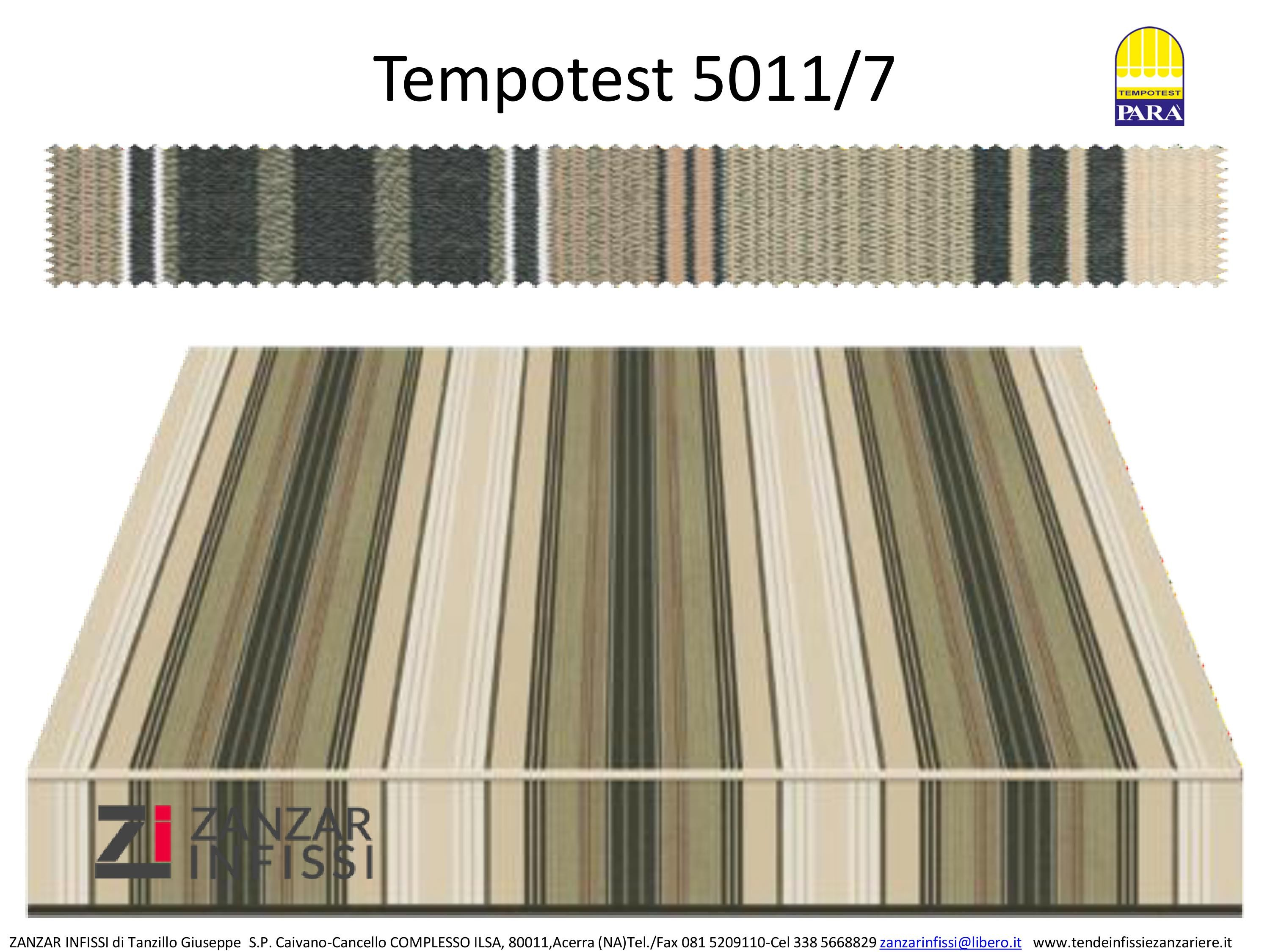 Tempotest 5011/7