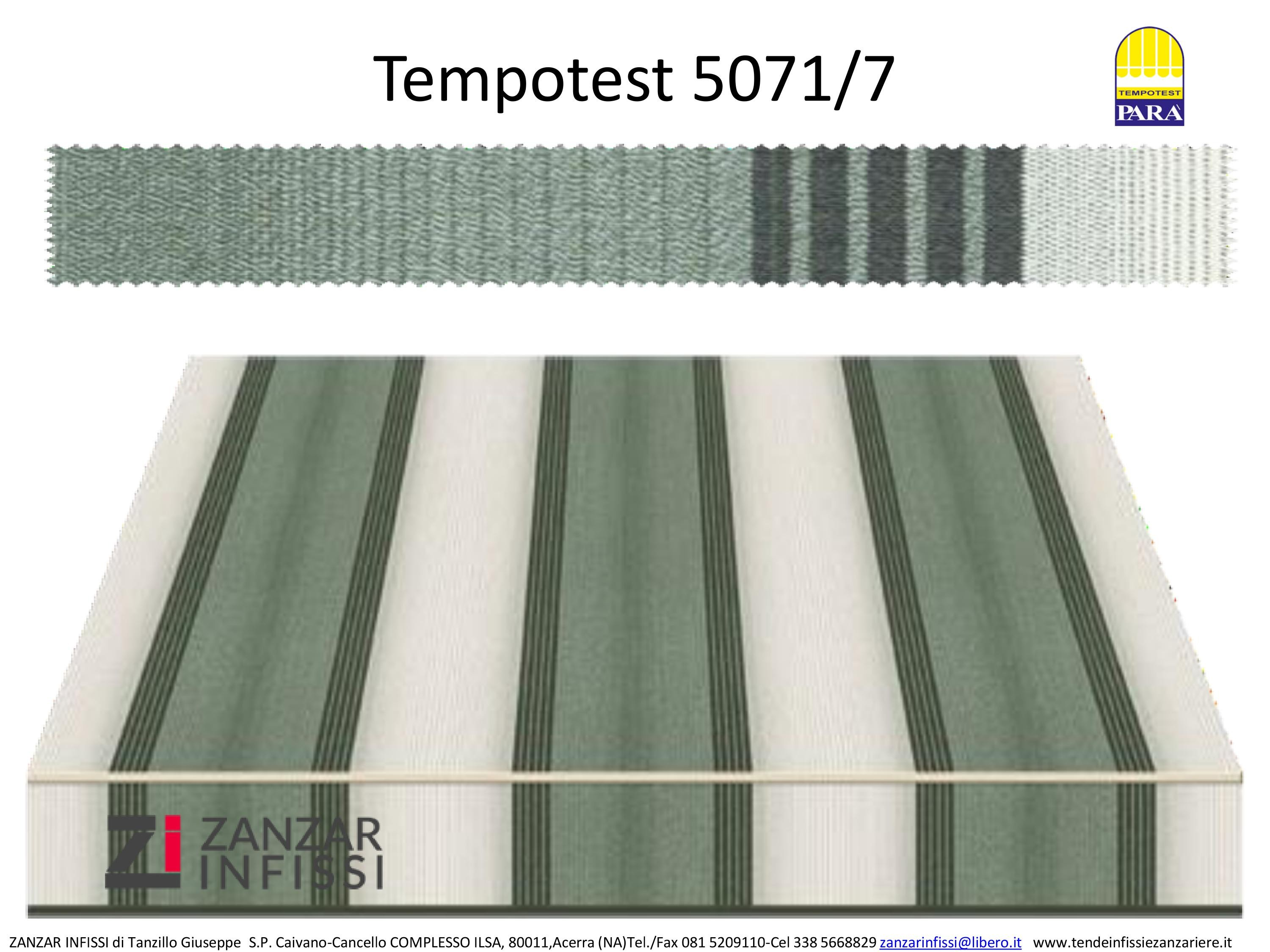 Tempotest 5071/7