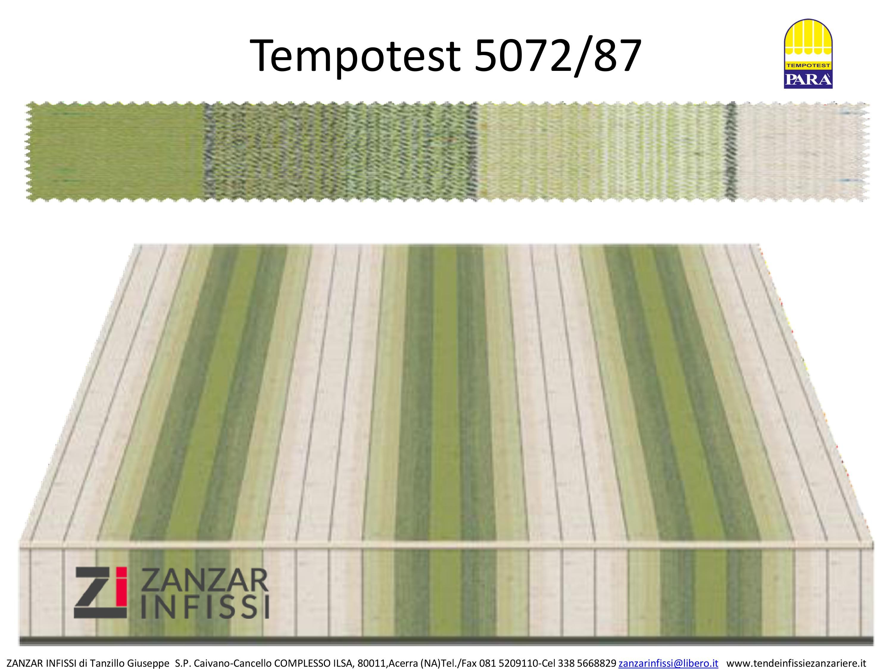 tempotest 5072/87