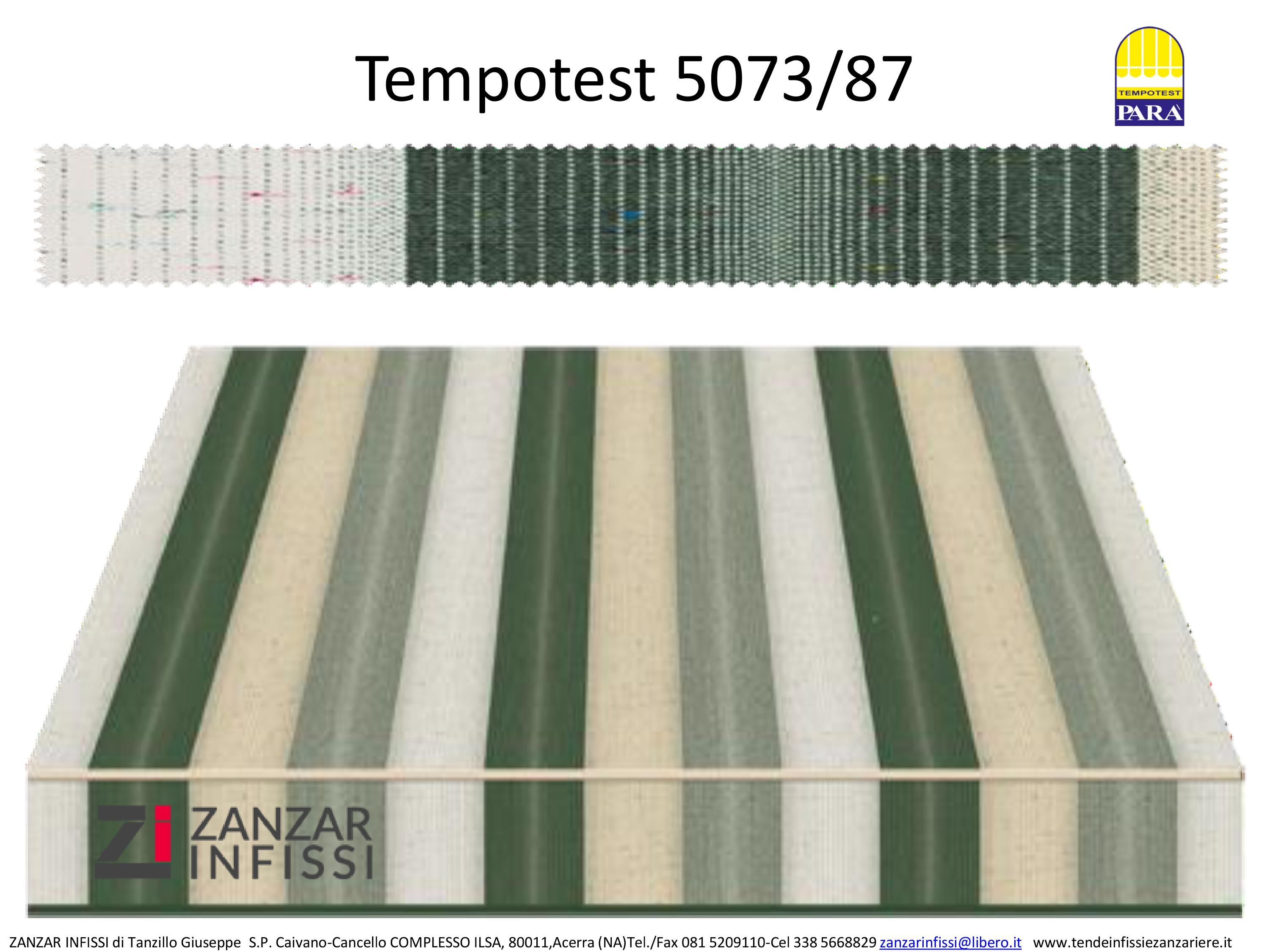Tempotest 5073/87
