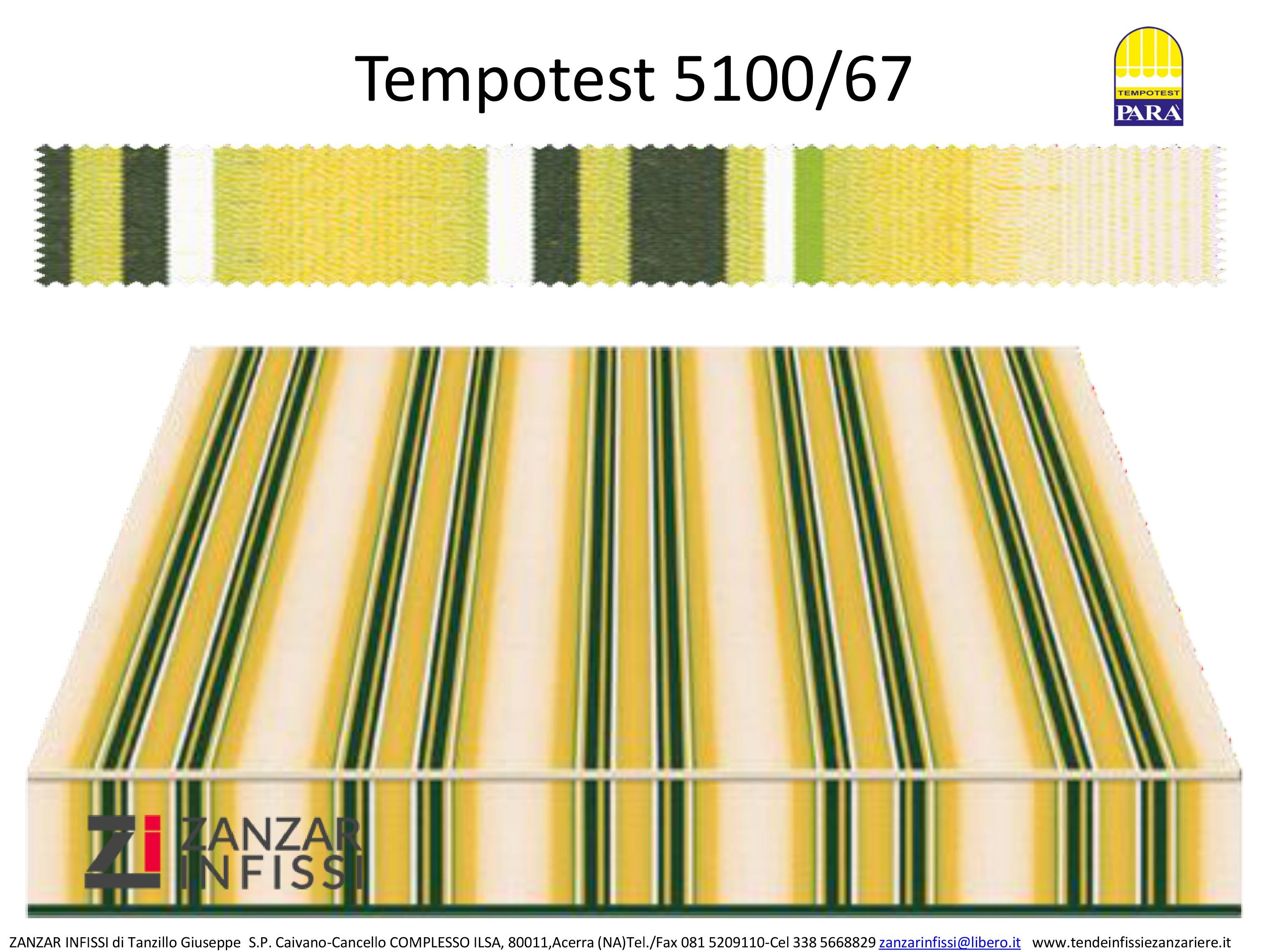 Tempotest 5100/67