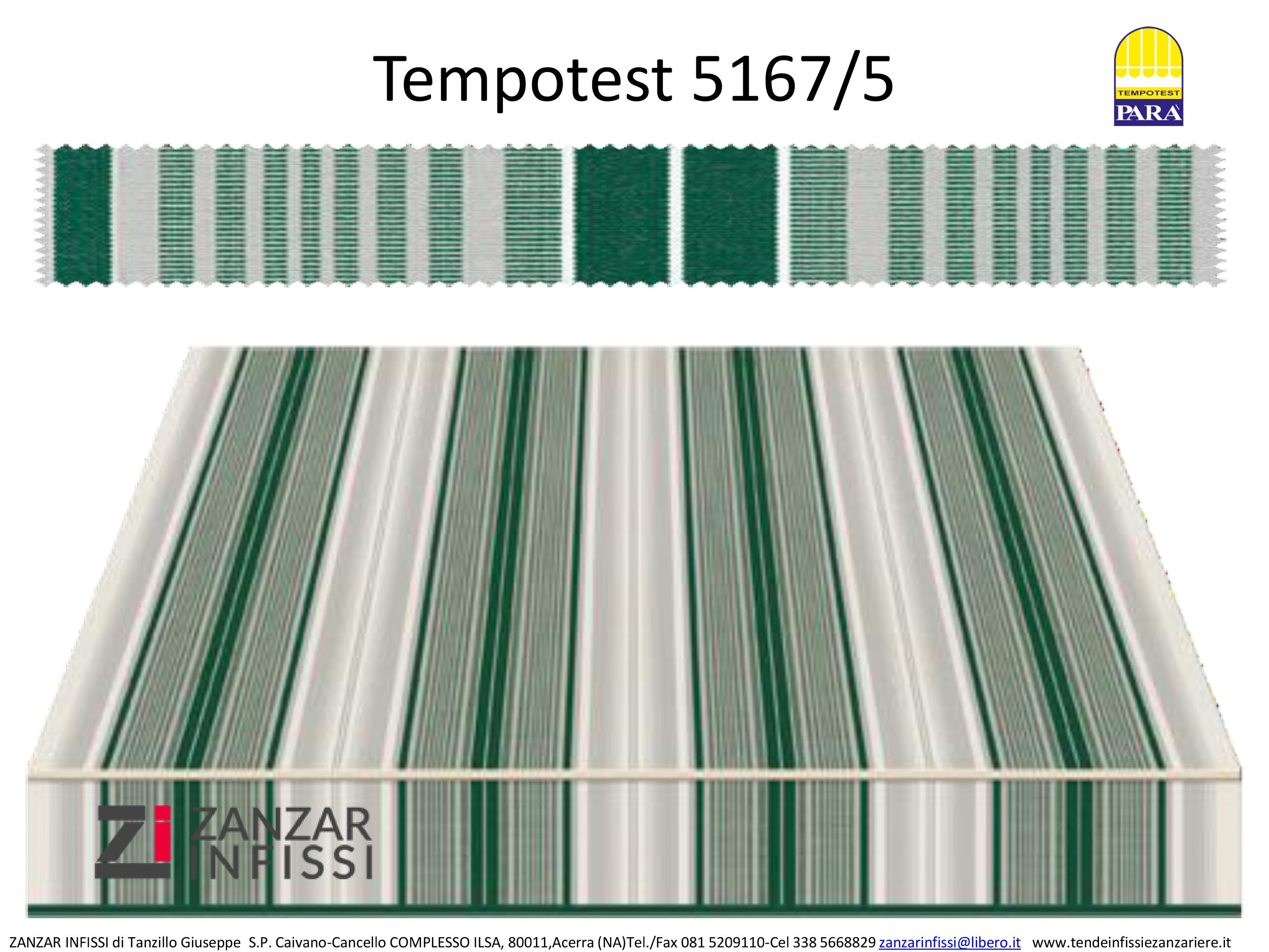 Tempotest 5167/5