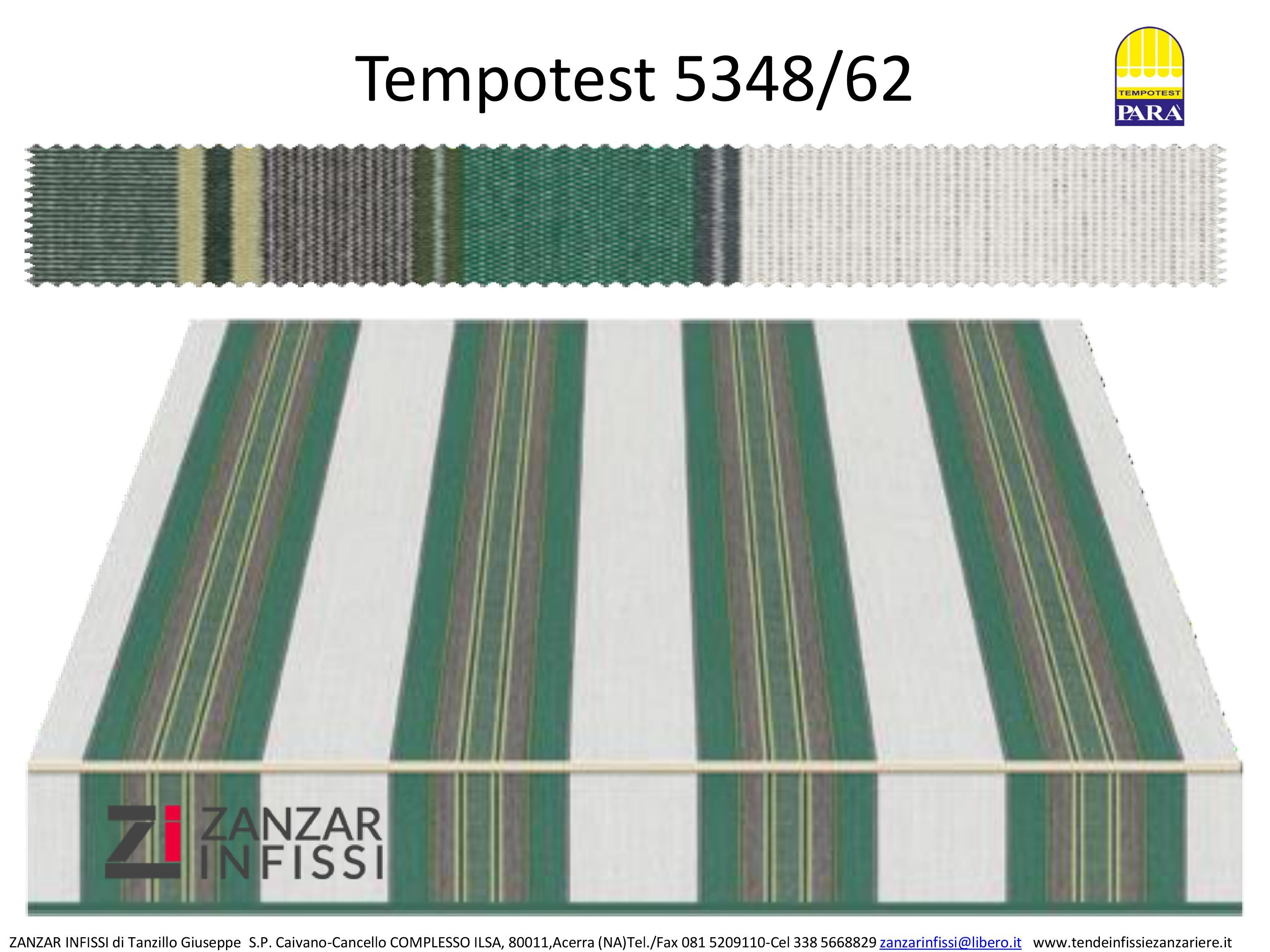 Tempotest 5348/62