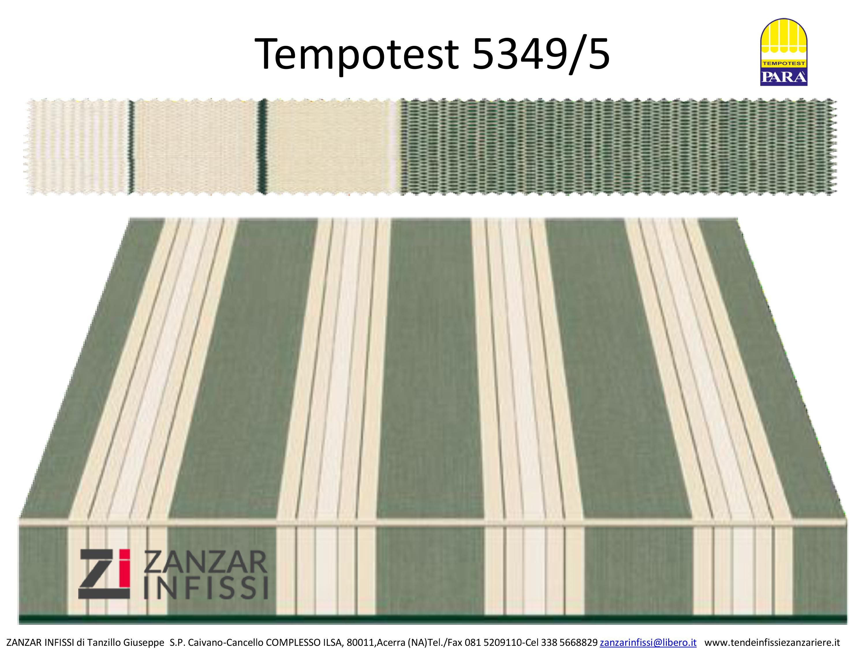 Tempotest 5349/5