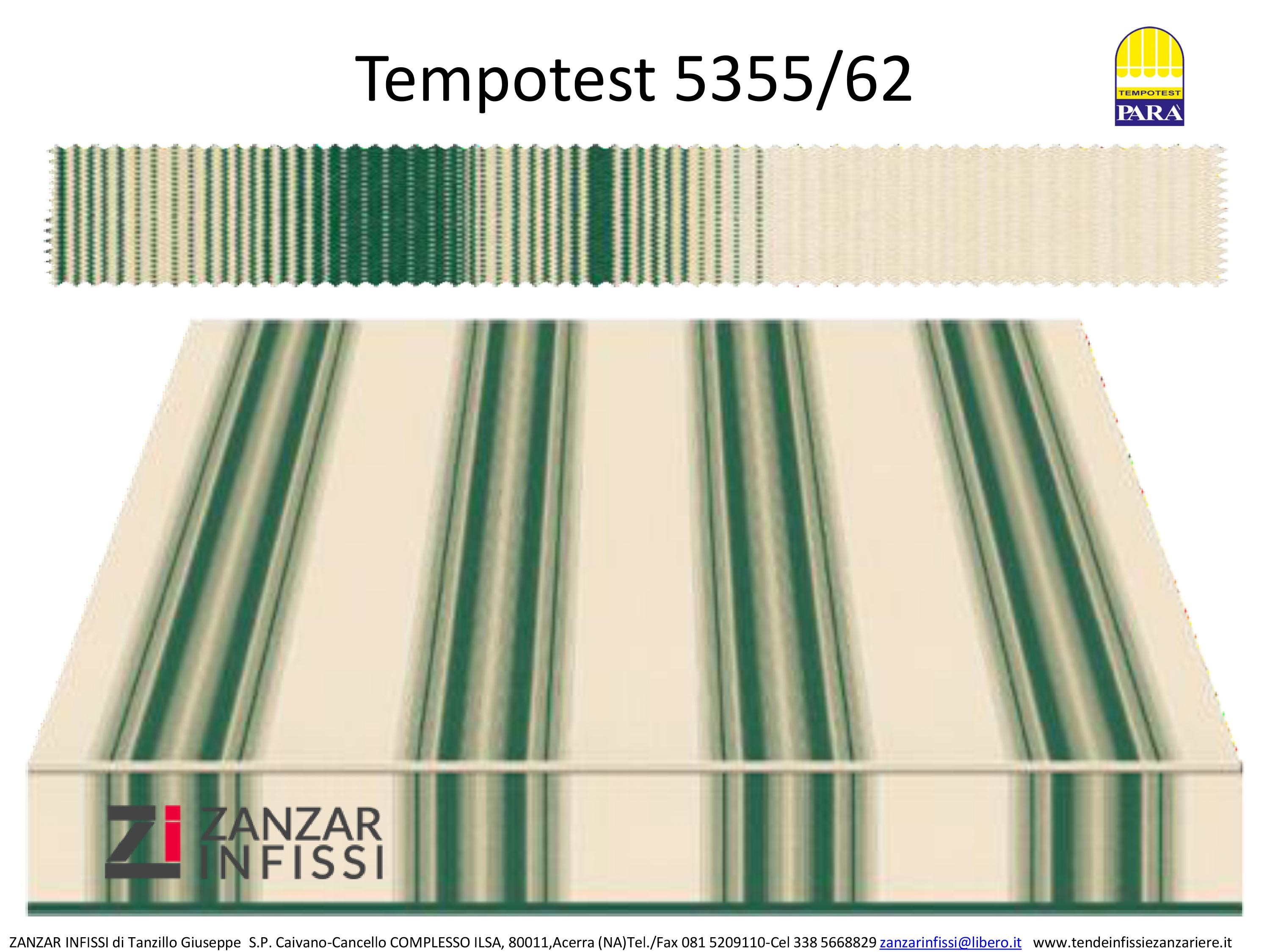 Tempotest 5355/62