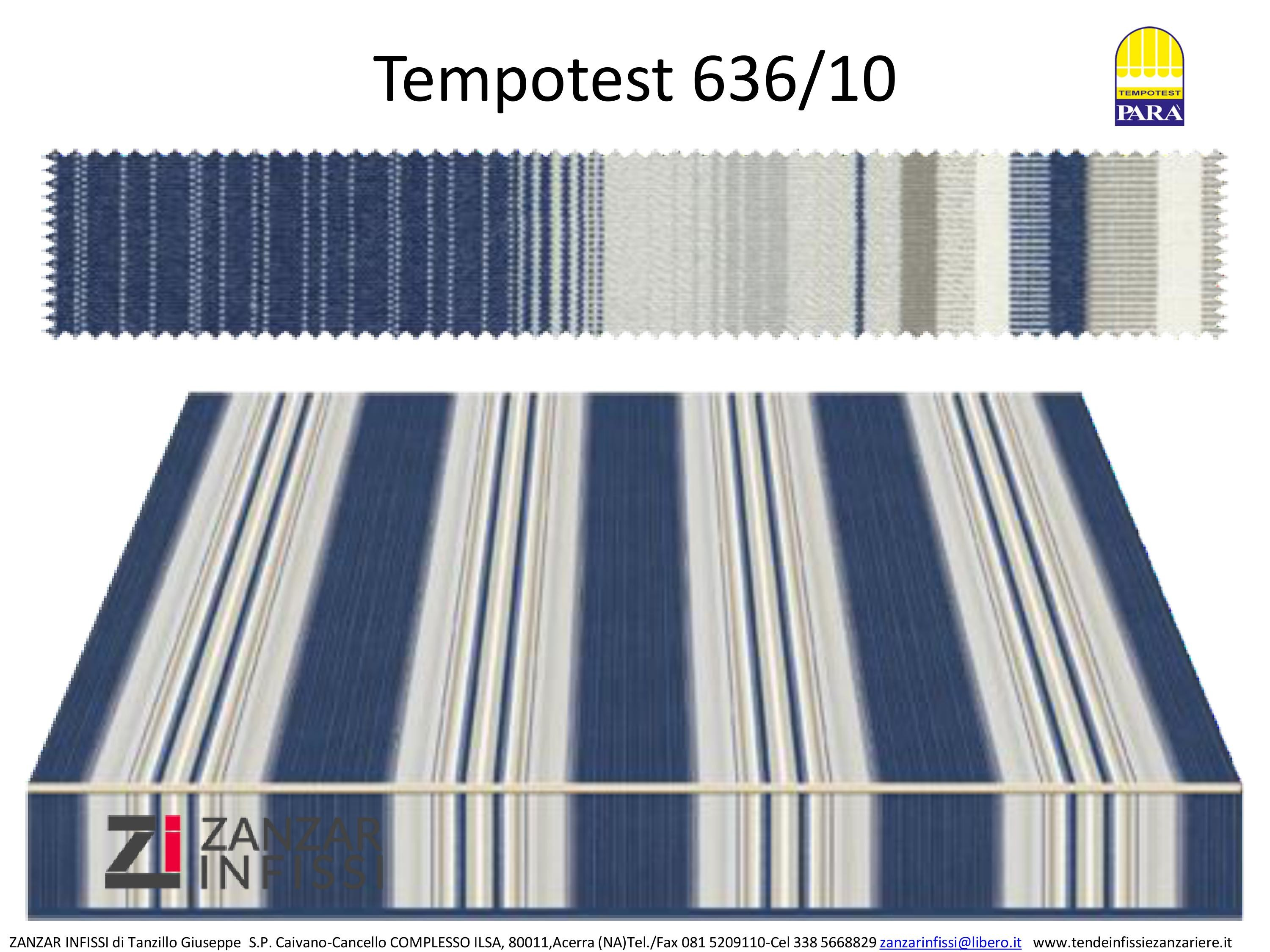Tempotest 636/10