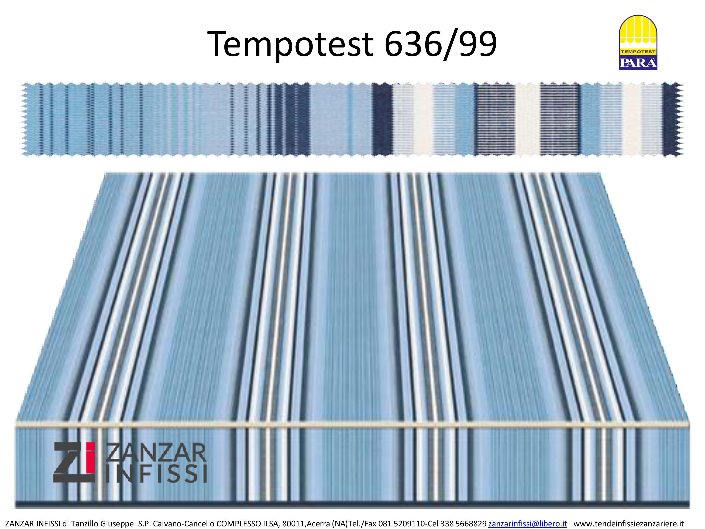 Tempotest 636/99