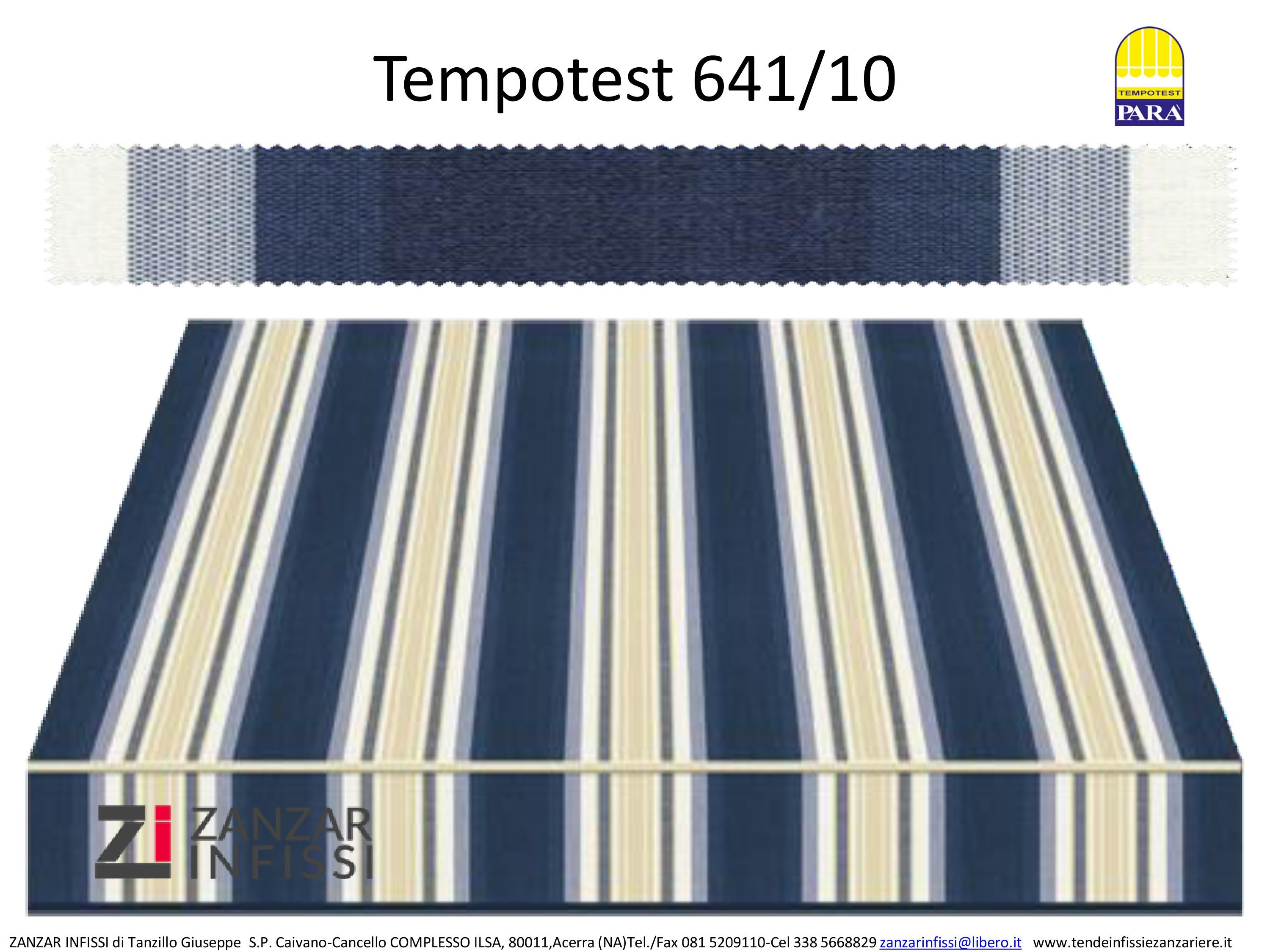 Tempotest 641/10