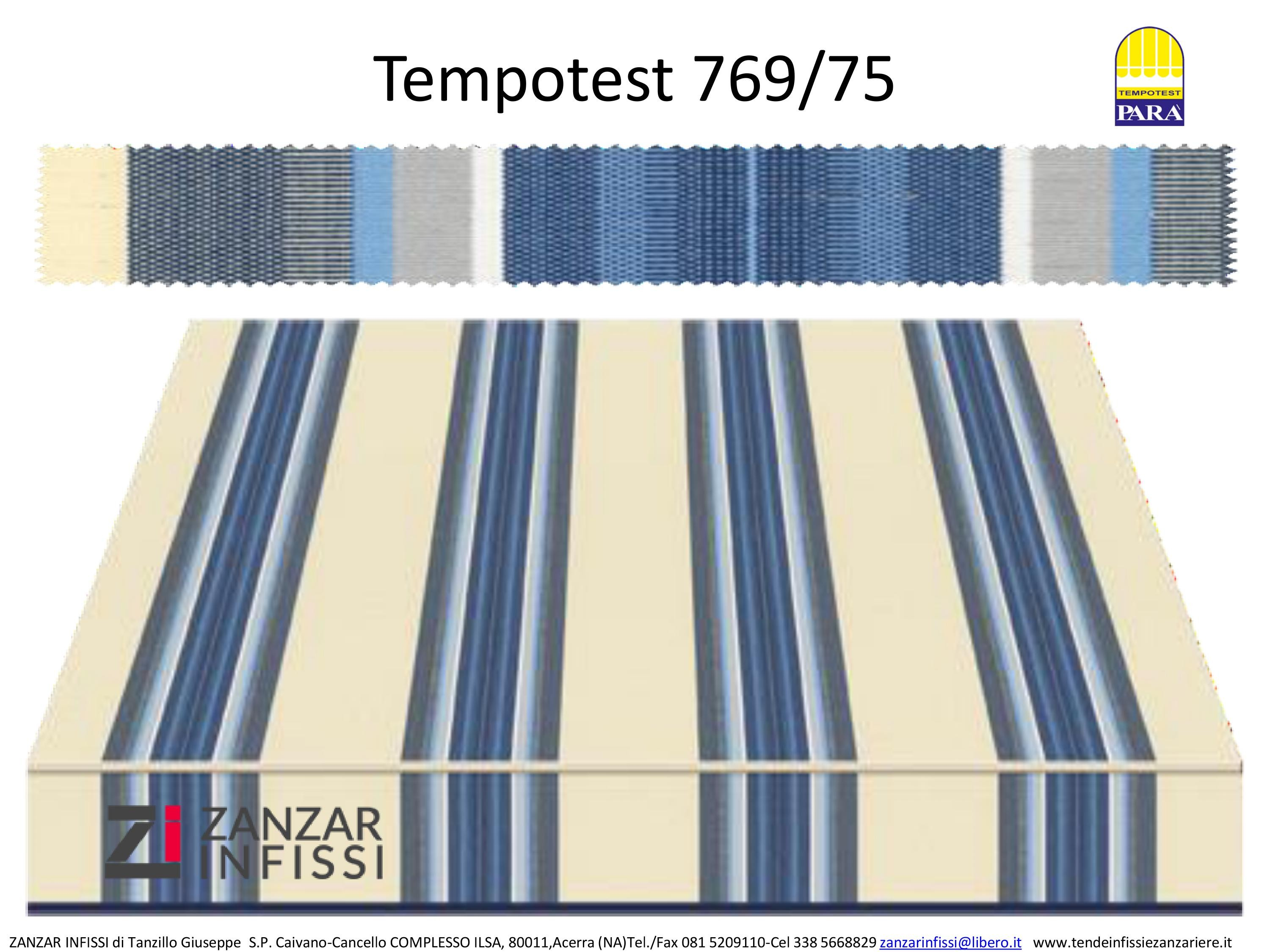 Tempotest 769/75
