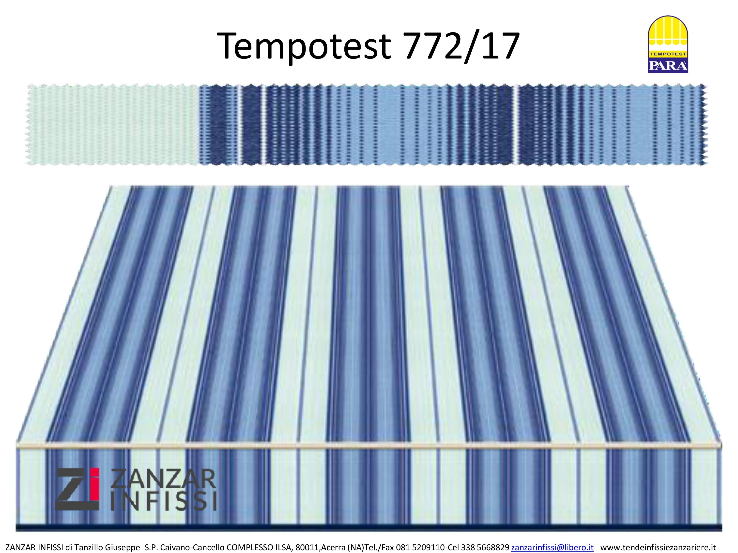 Tempotest 772/17