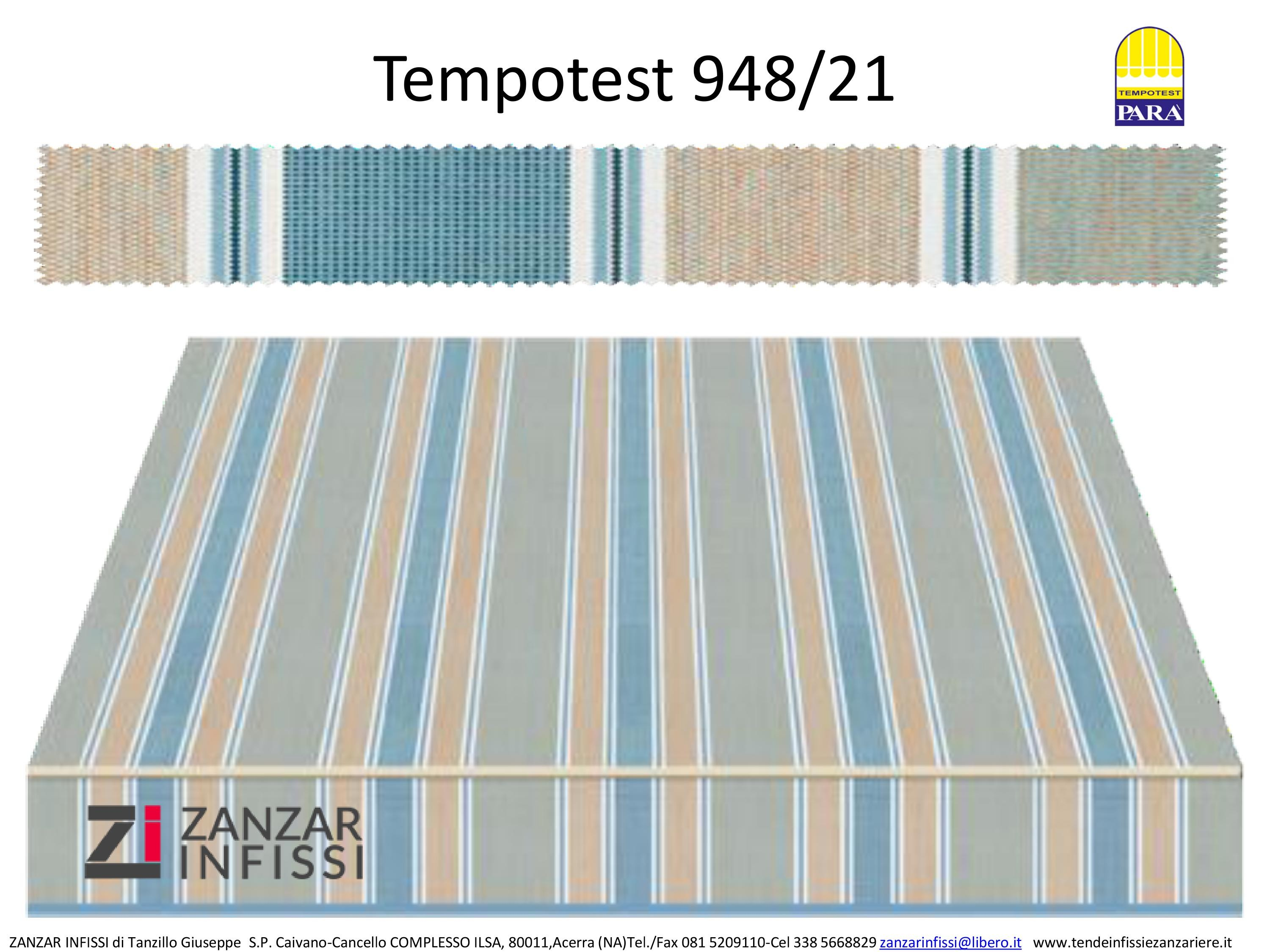 Tempotest 948/21