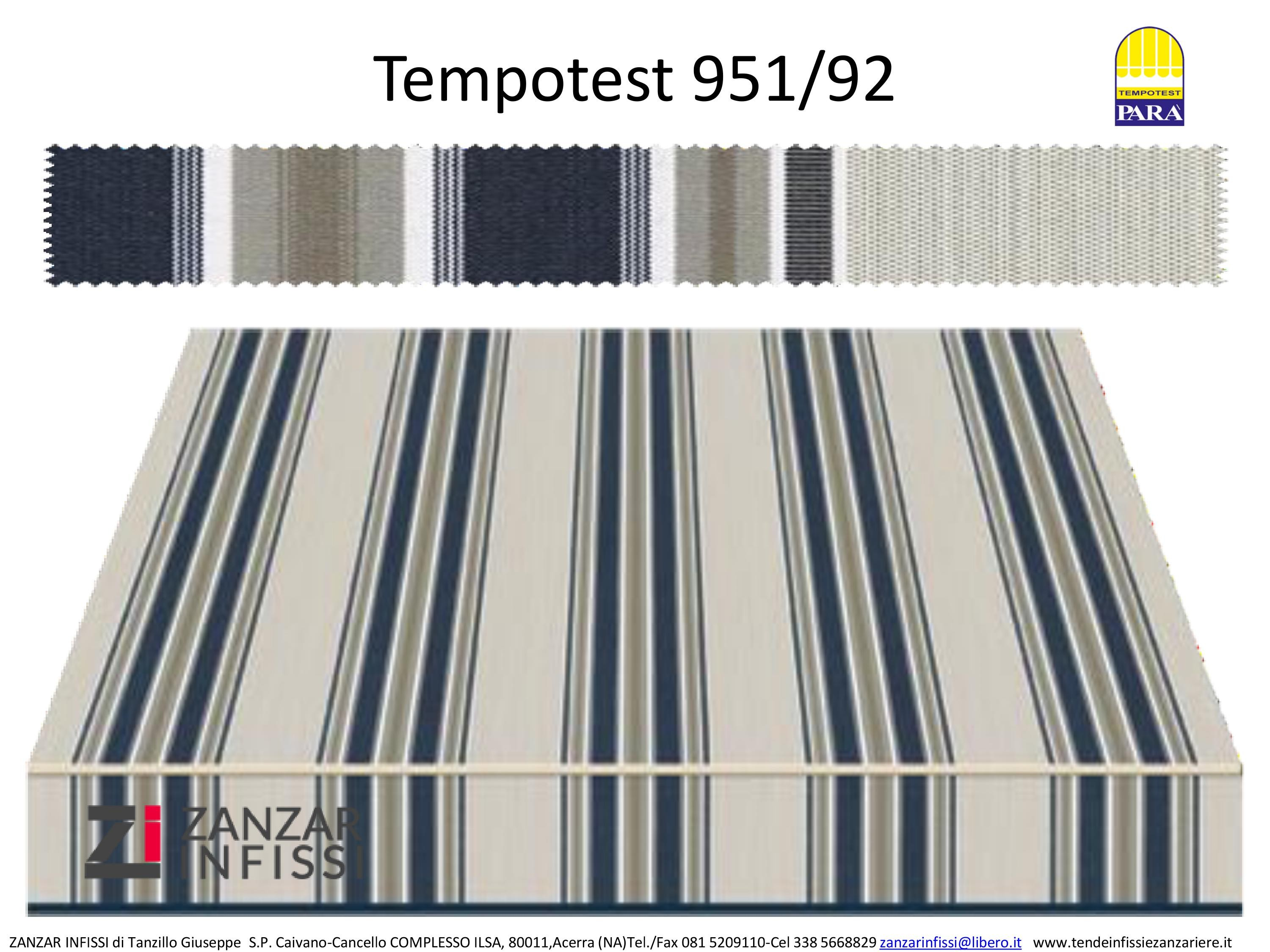 Tempotest 951/92