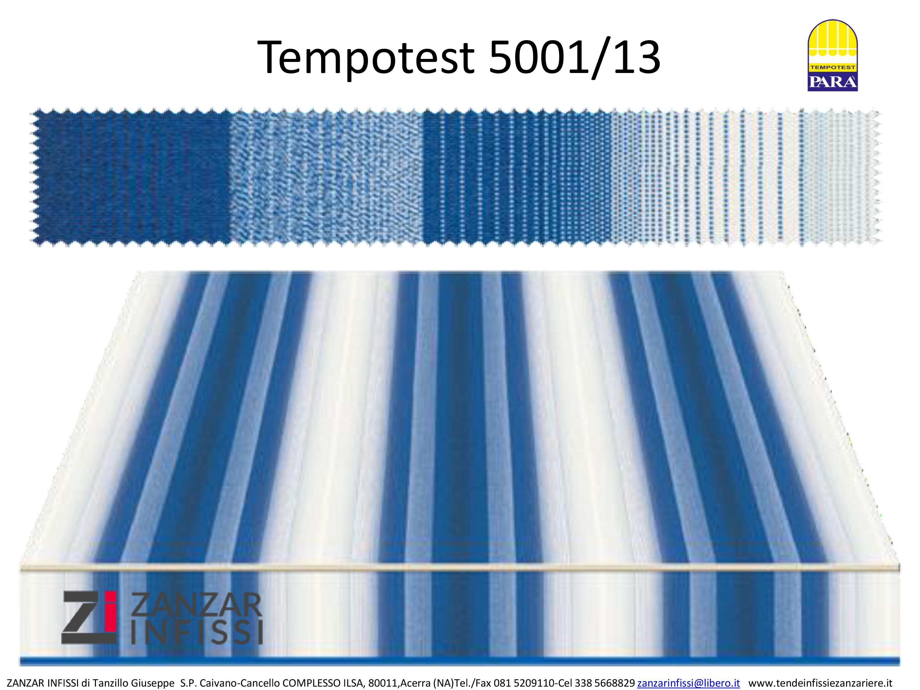 Tempotest 5001/13
