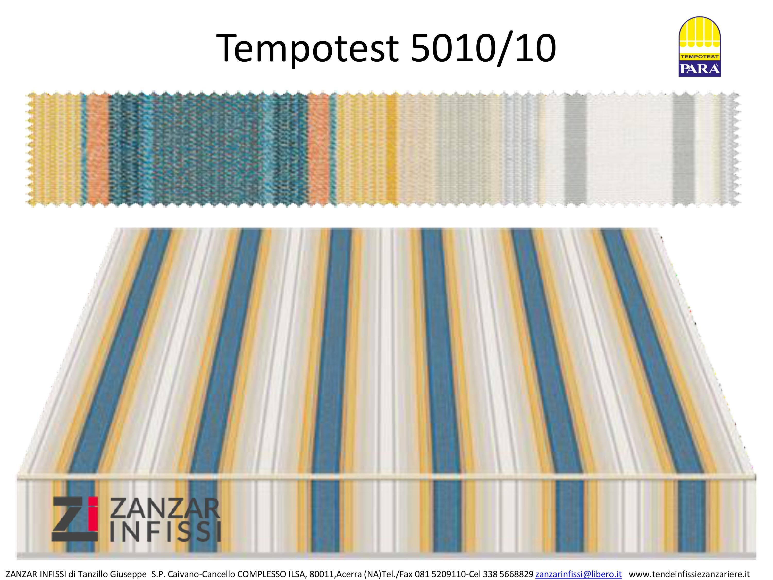 Tempotest 5010/10