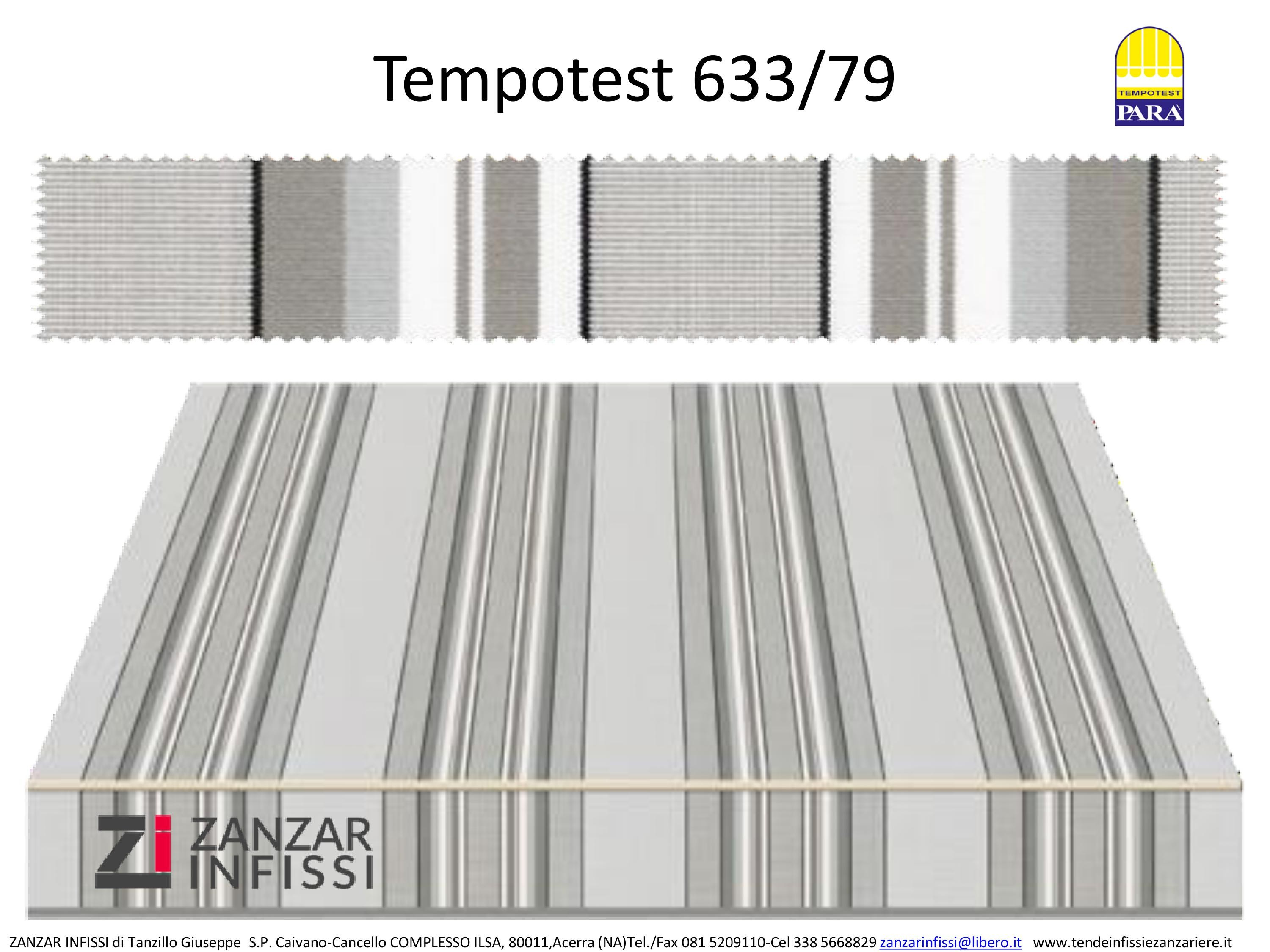 Tempotest 633/79