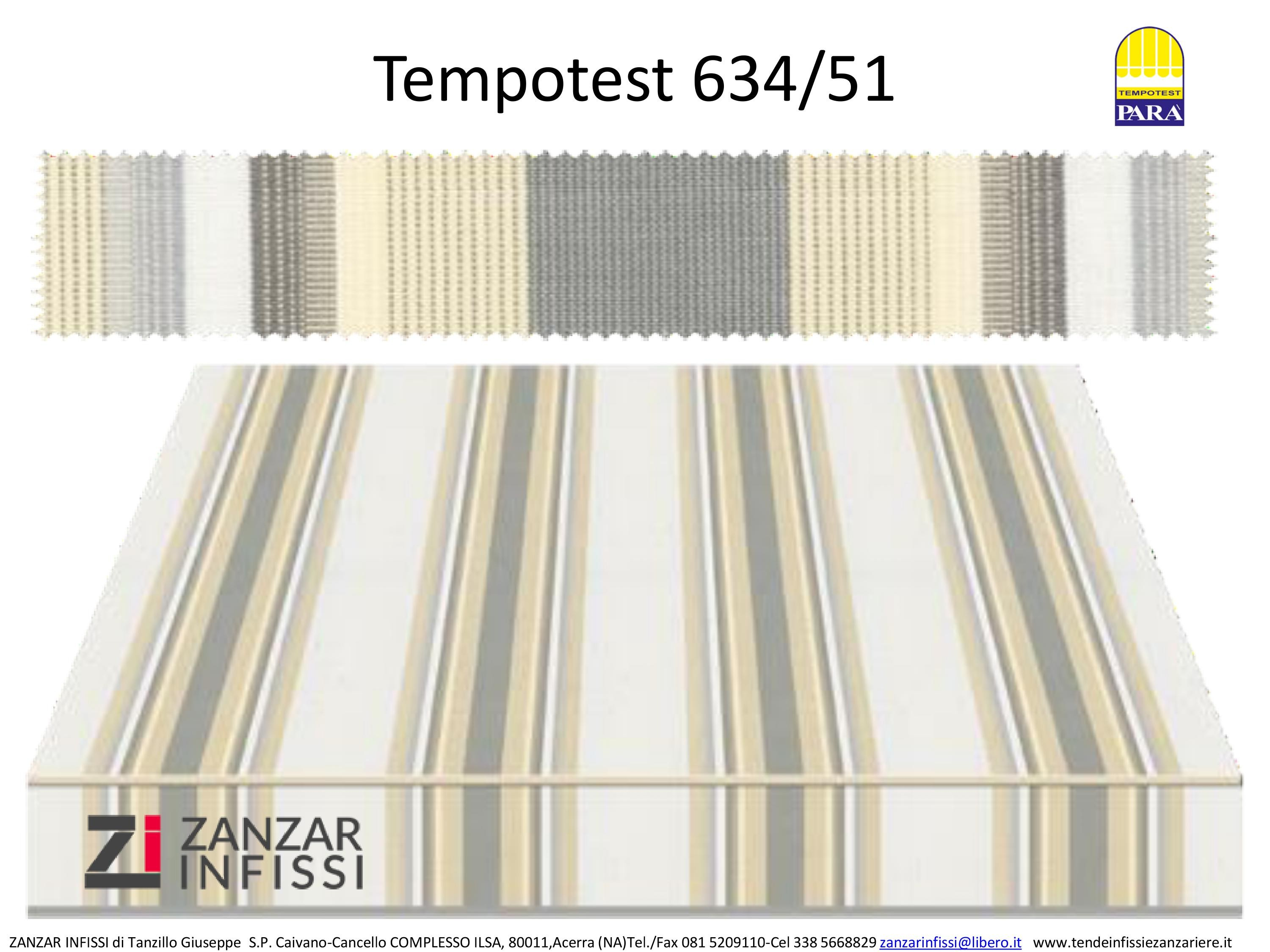 Tempotest 634/51