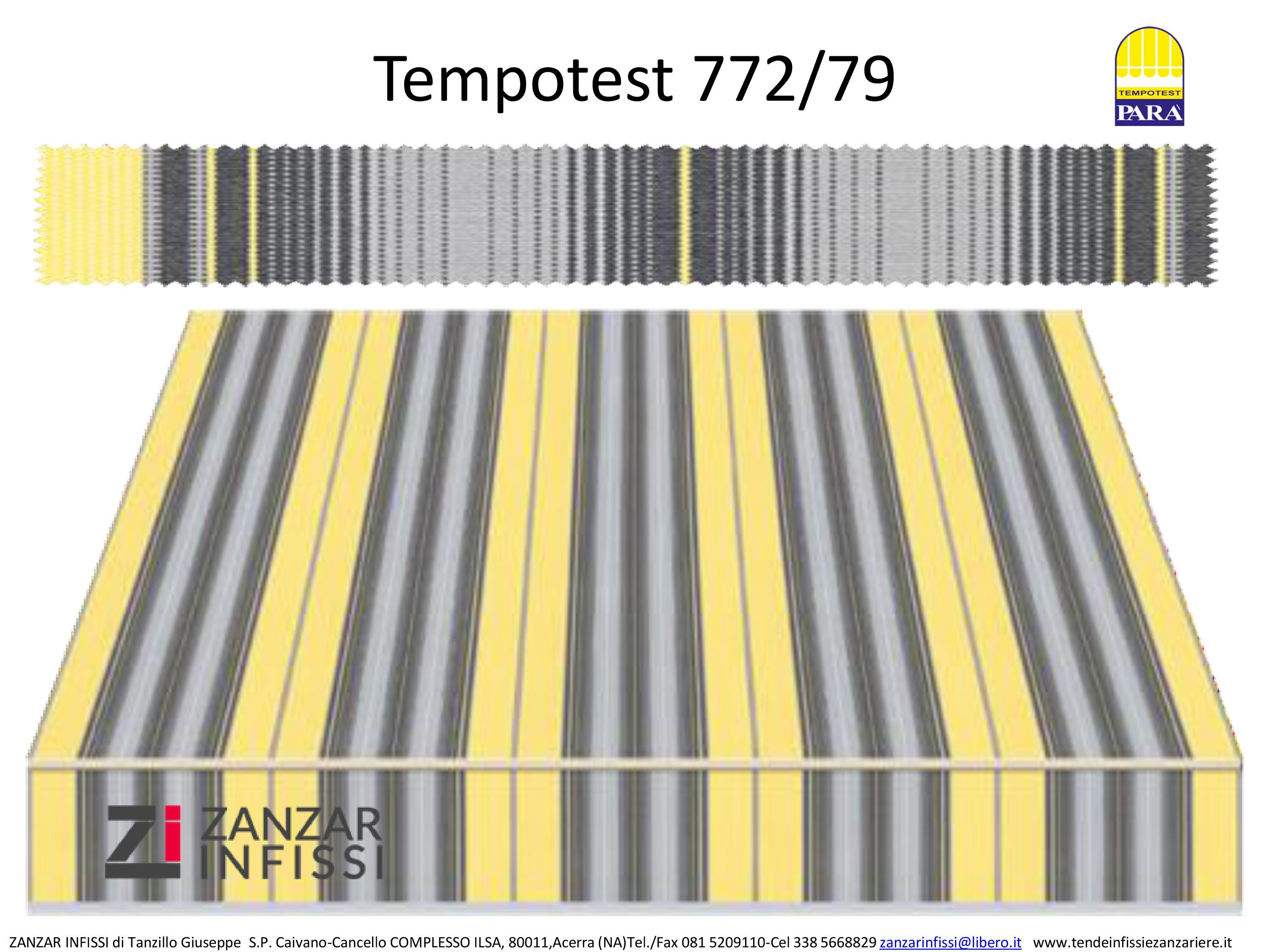 Tempotest 772/79