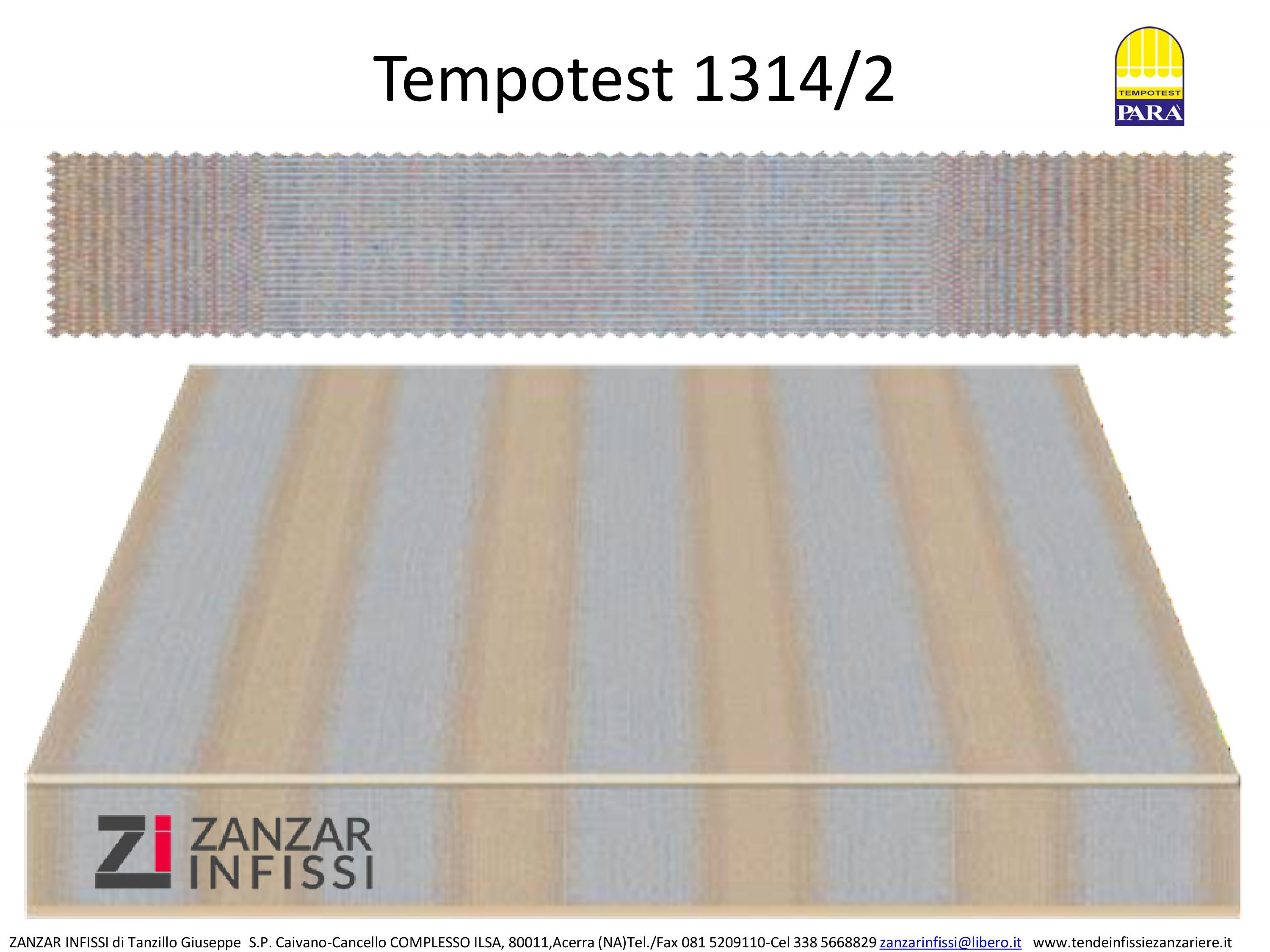 Tempotest 1314/2